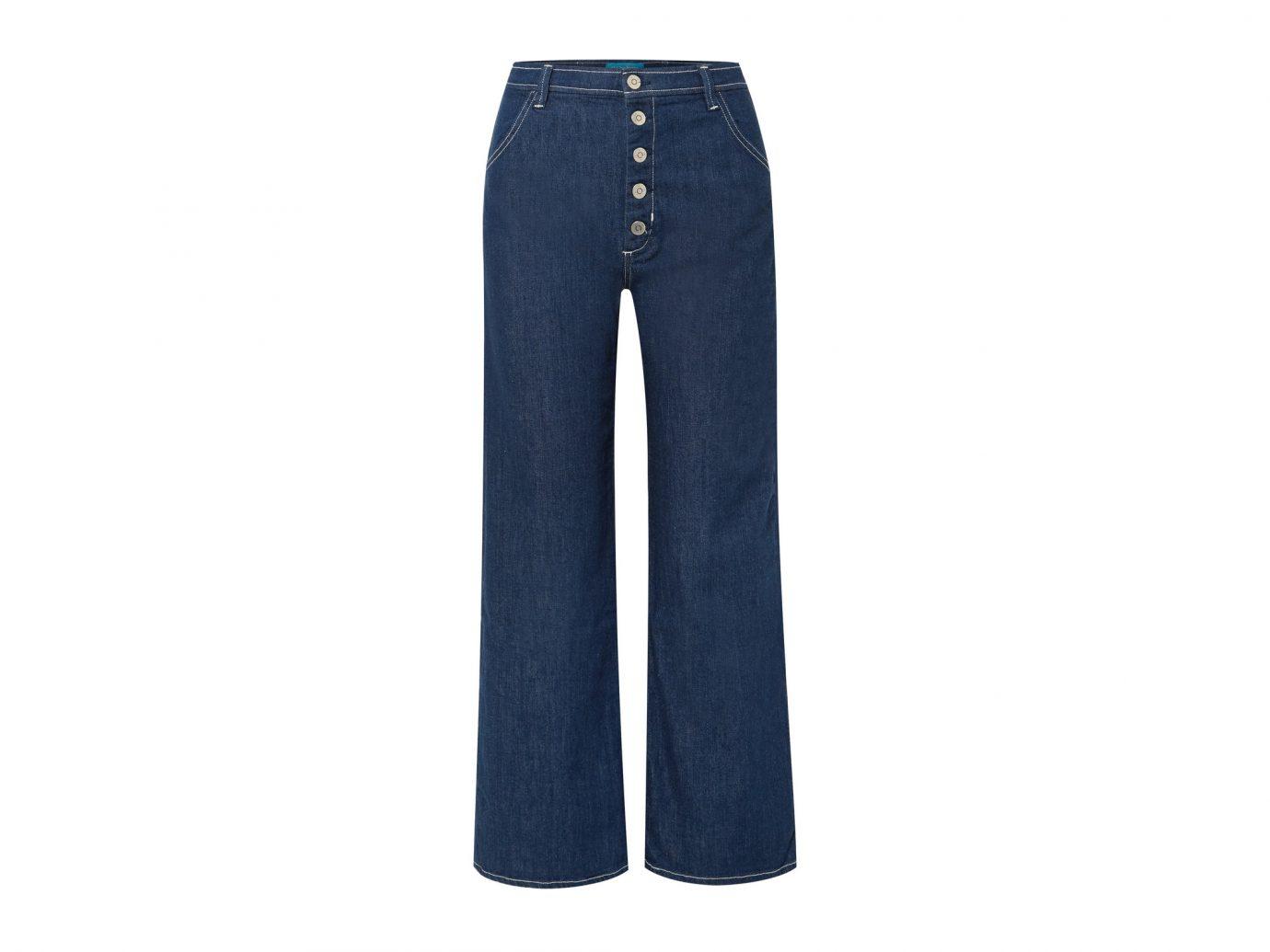 M.I.H JEANS Paradise high-rise wide-leg jeans