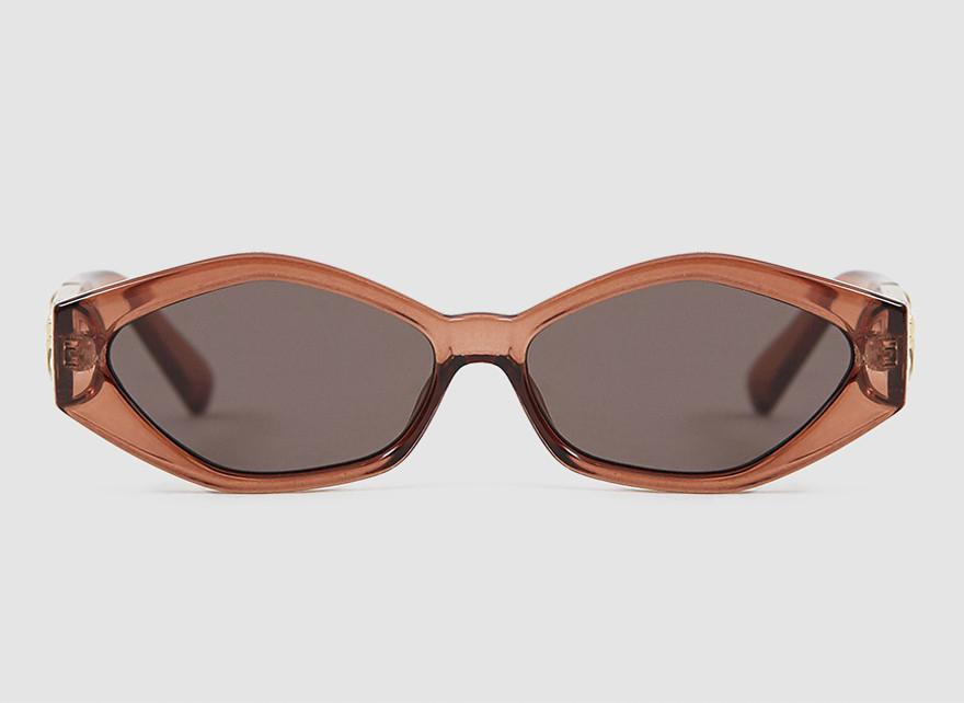 Jordan Askill x Le Specs Petit Panthère Sunglasses in