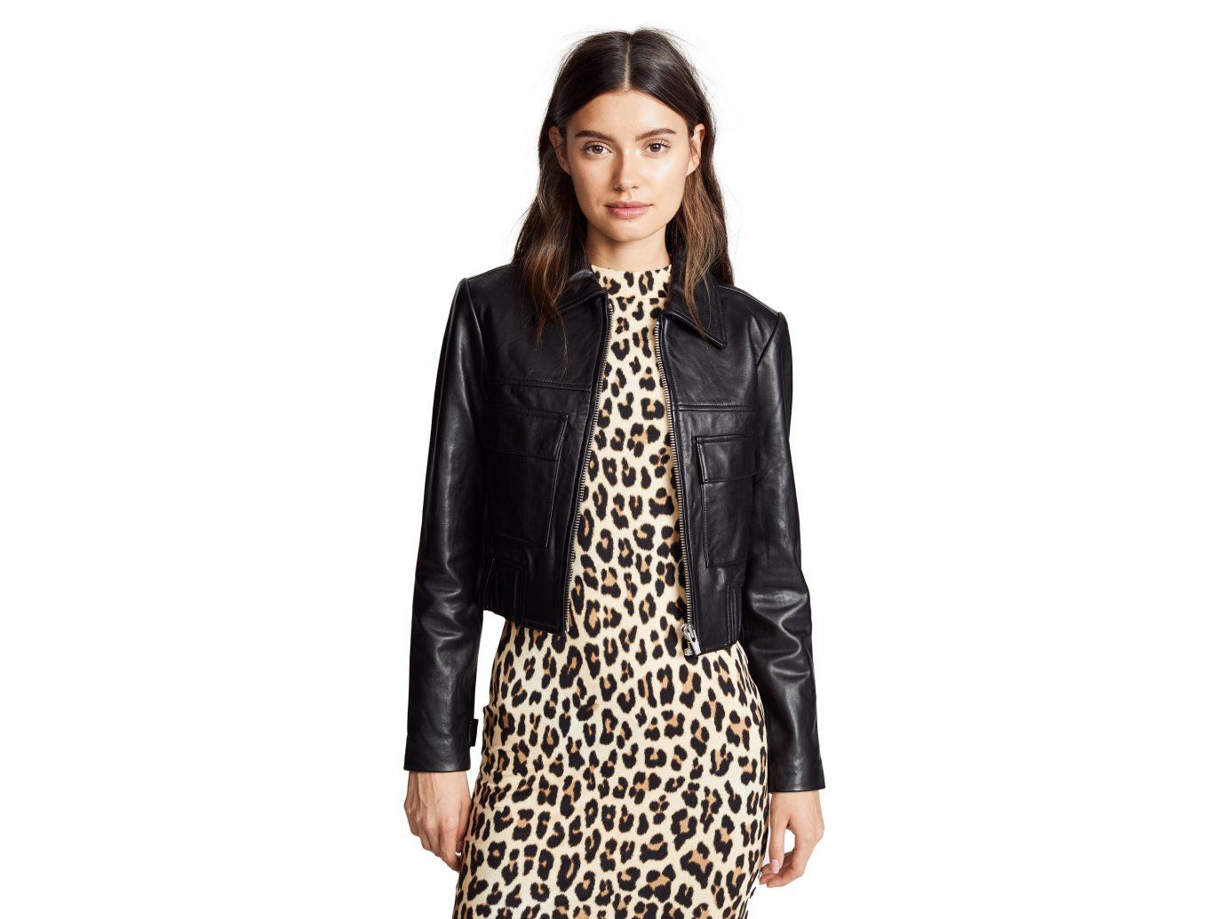 VEDA Jack Leather Jacket