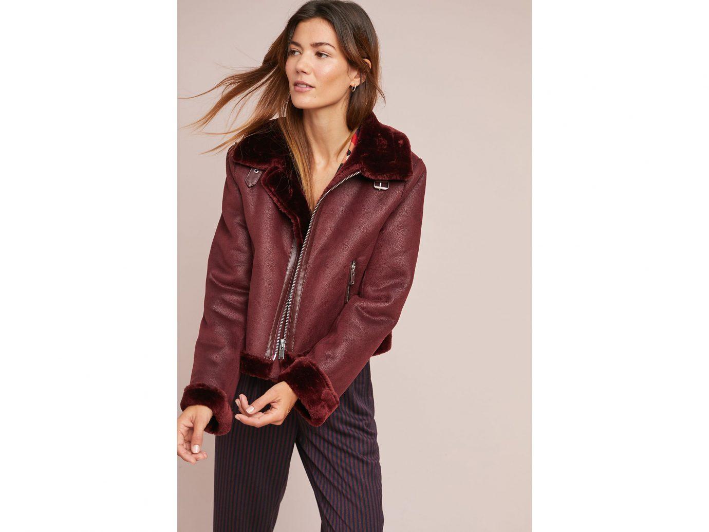 Anthropologie Costello Moto Jacket