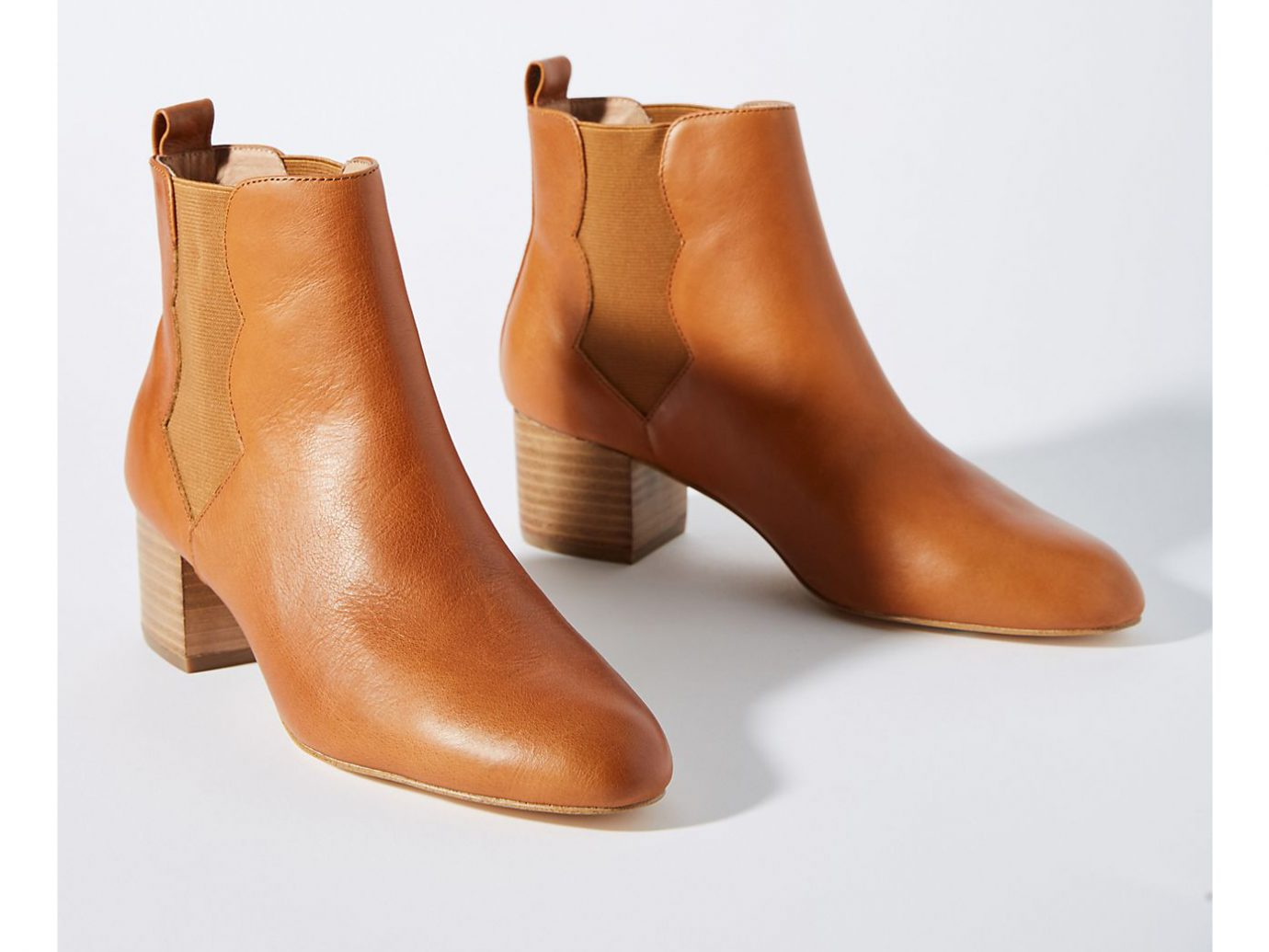 Anthropologie Joanne Ankle Boots