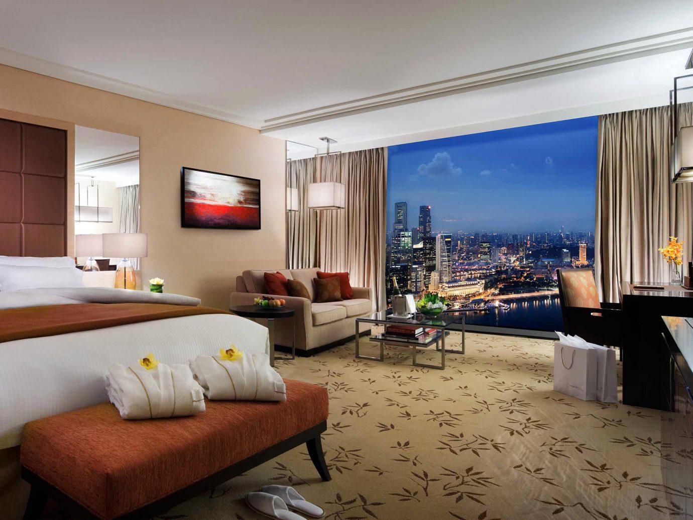 Marina Bag Sands Hotel, Singapore