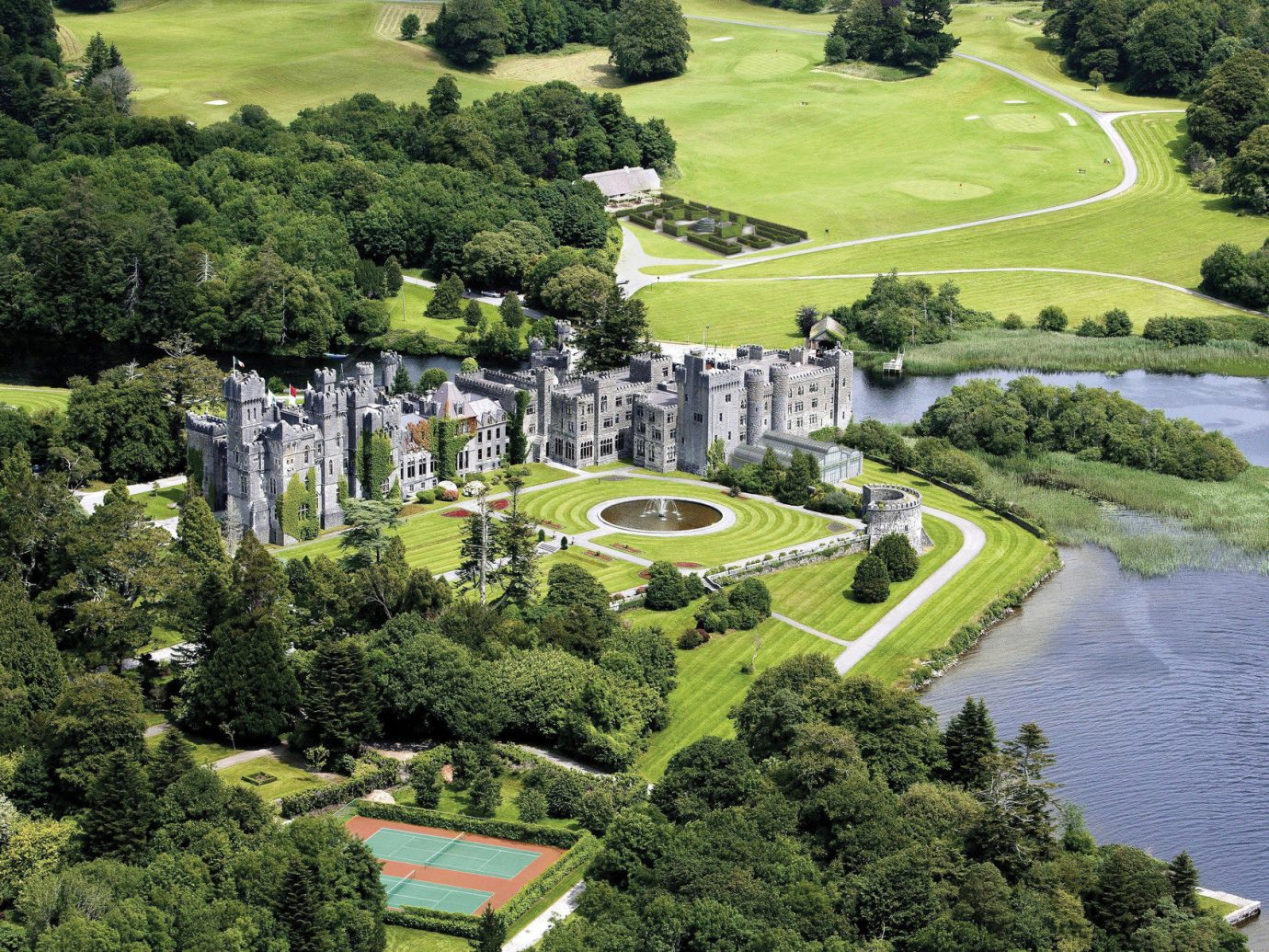 Ashford Castle Ireland