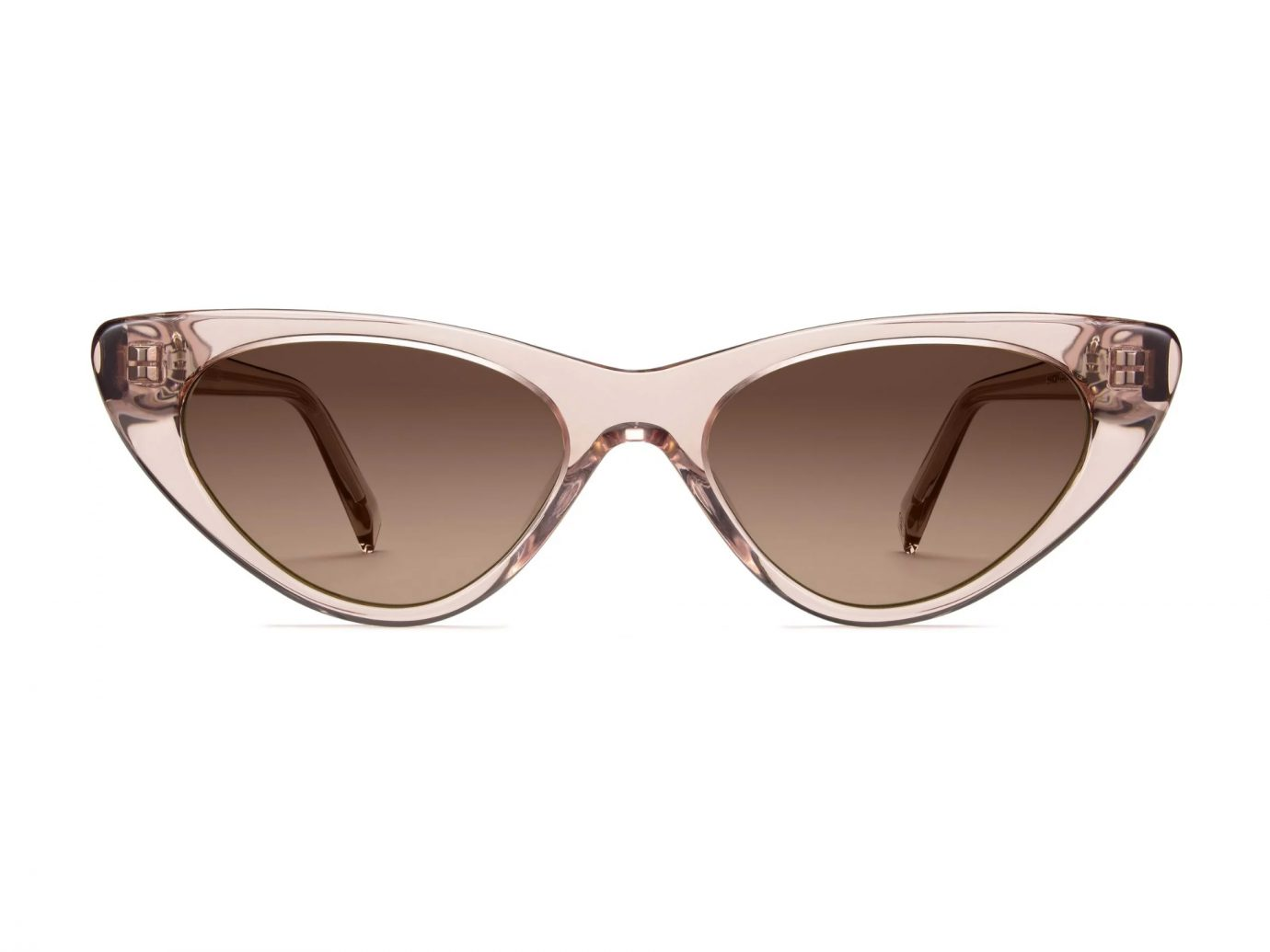 warby parker Astrid Sunglasses in Rose Water