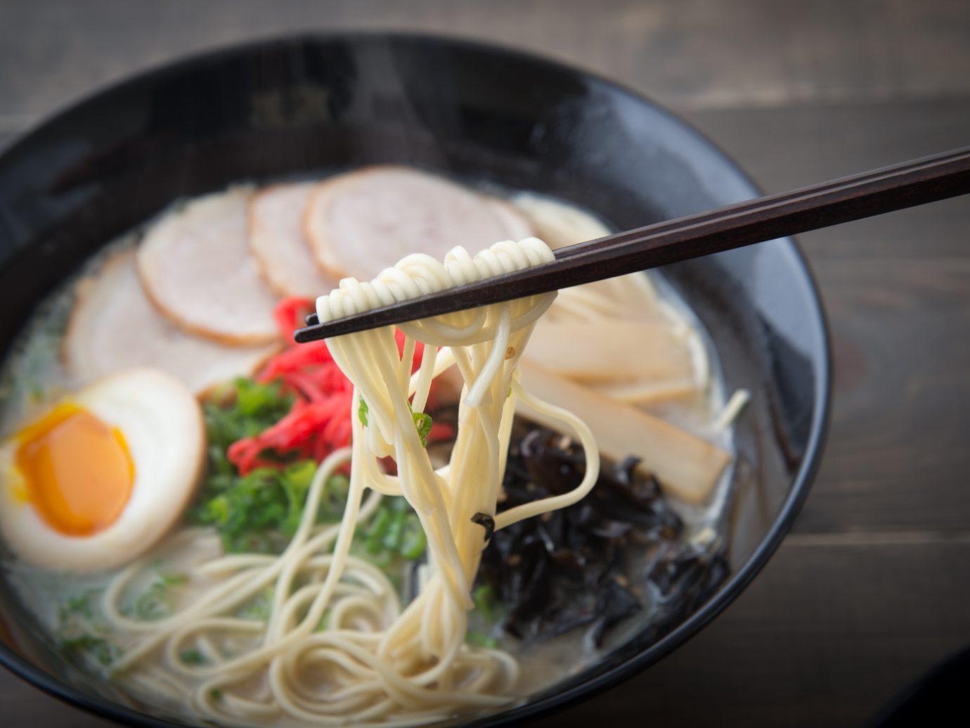 Hakata style Tonkotsu Ramen