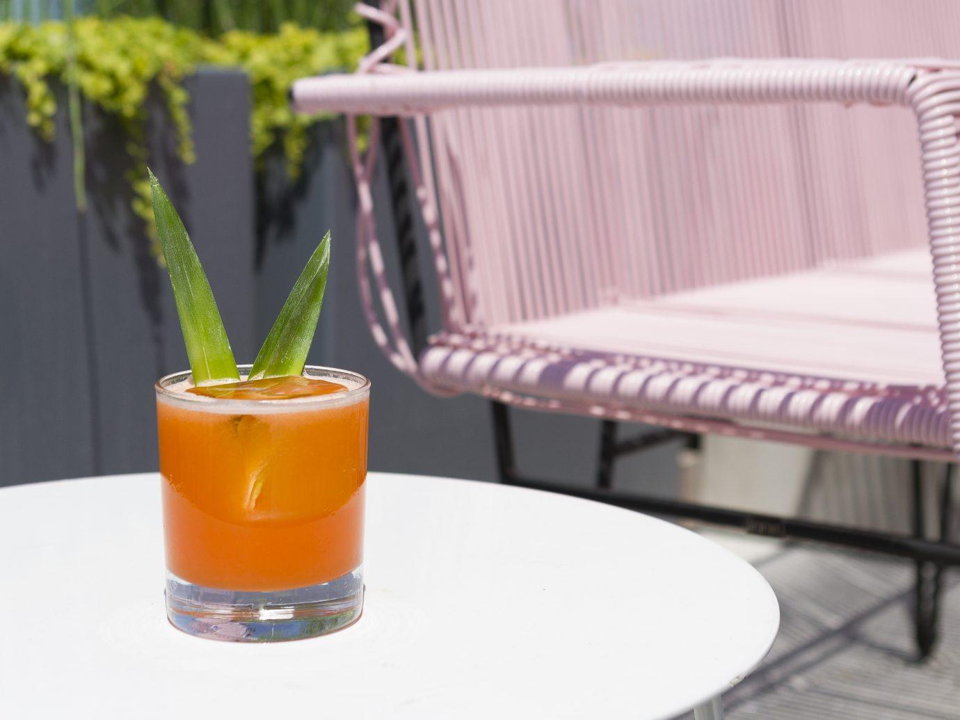 L.A. Jackson Rooftop Bar