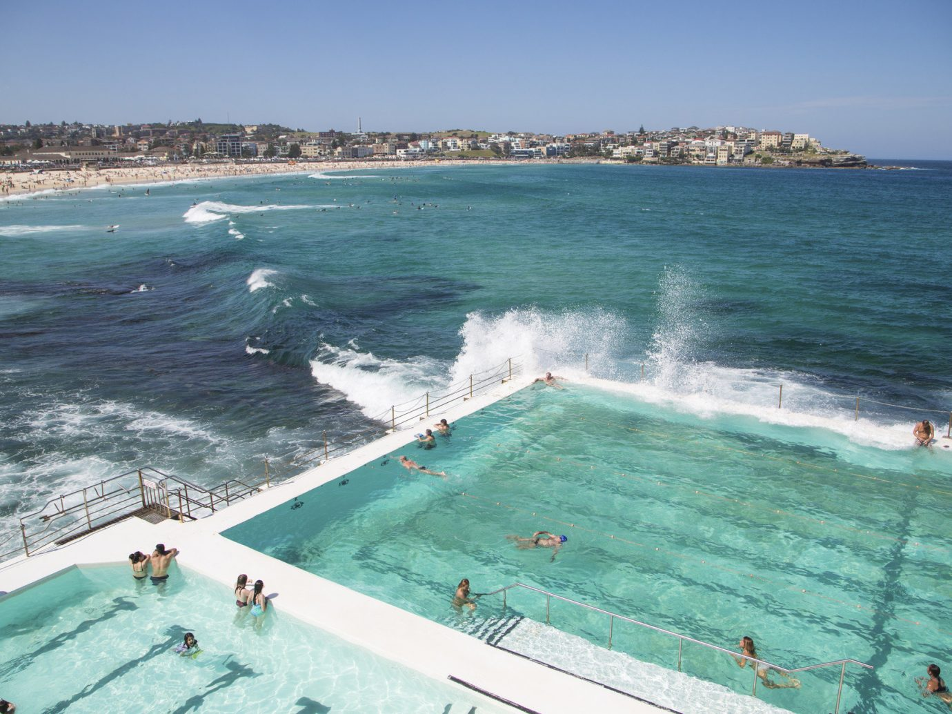 Bondi Icebergs Club, Bondi, Greater Sydney, New South Wales