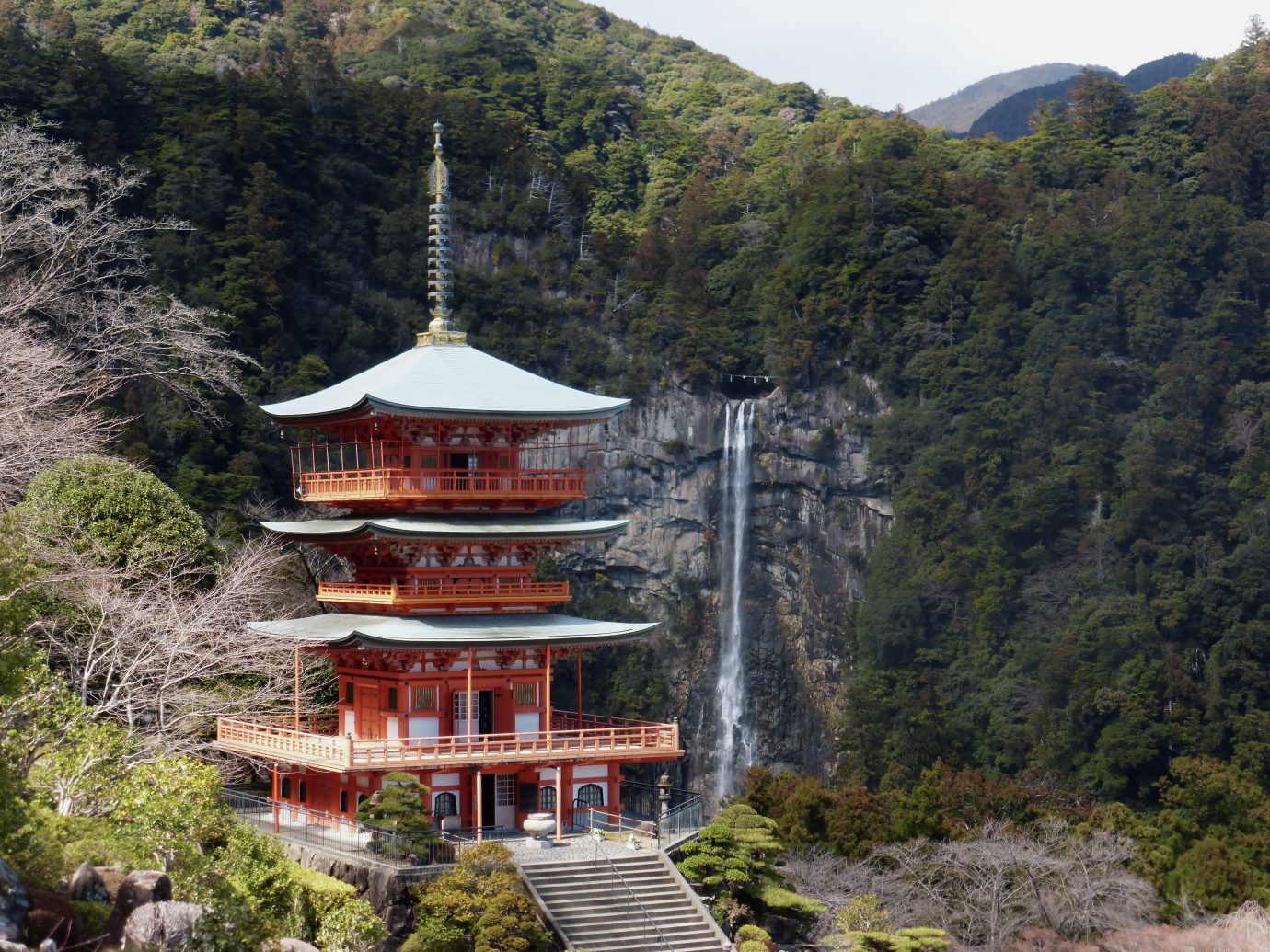 temple, REI Adventures Japan Hiking – Kumano Kodo and Nakasendo
