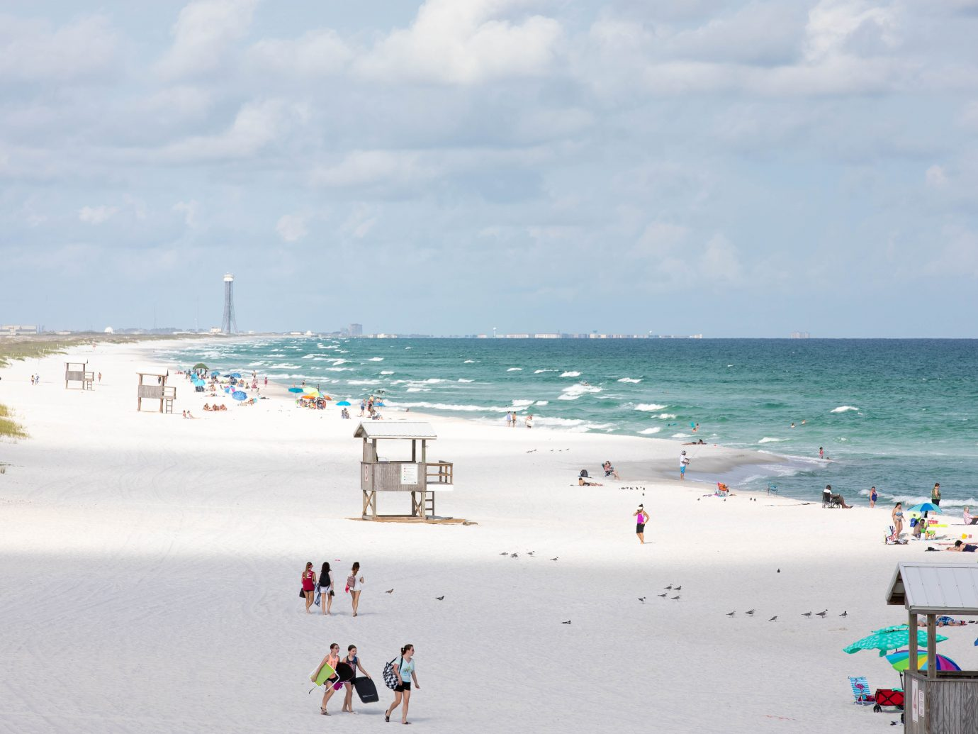 Navarre Beach in Florida