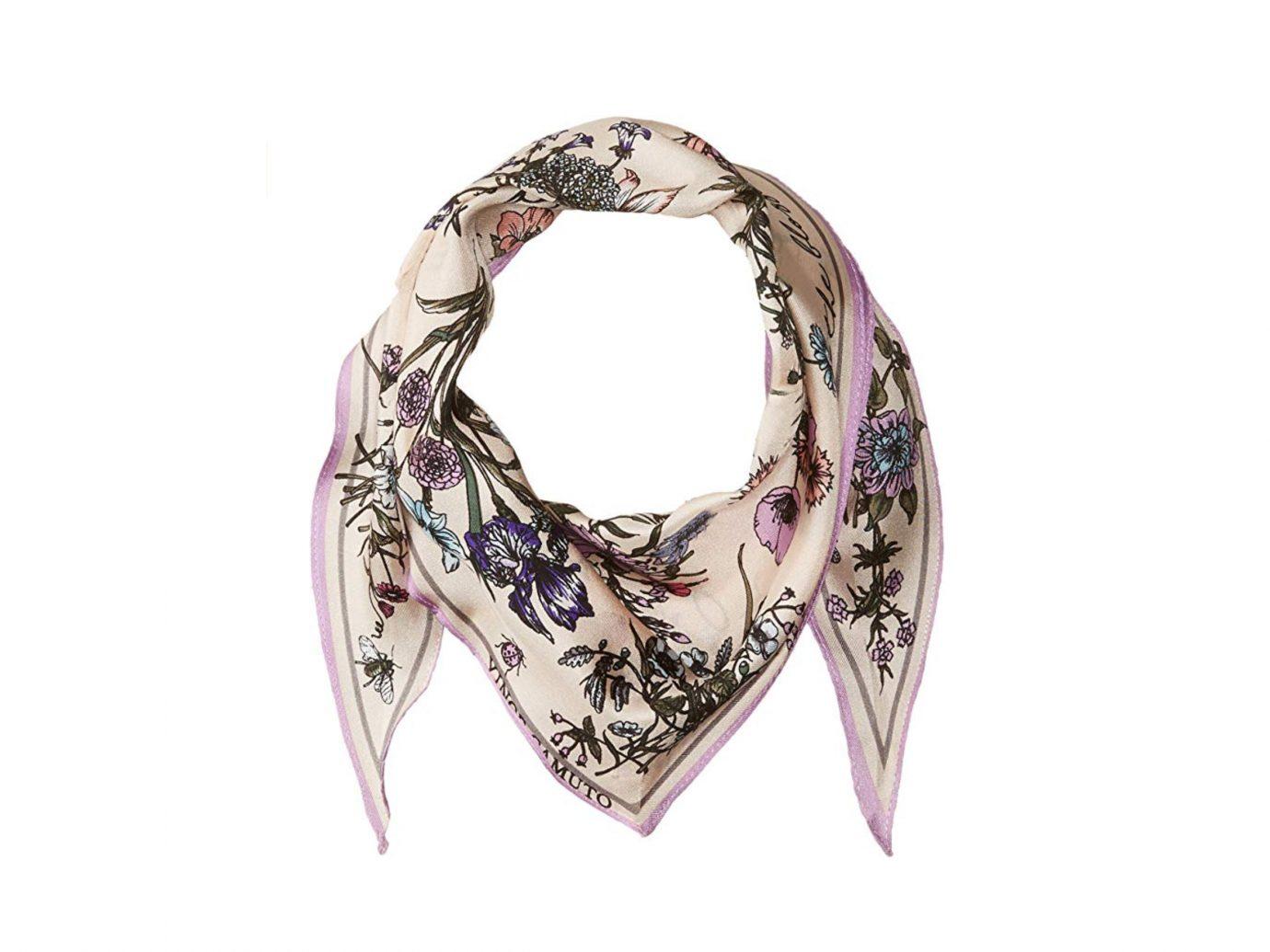 floral scarf Neckerchief