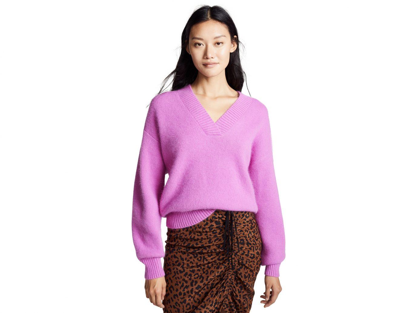 • Diane von Furstenberg Angora Sweater