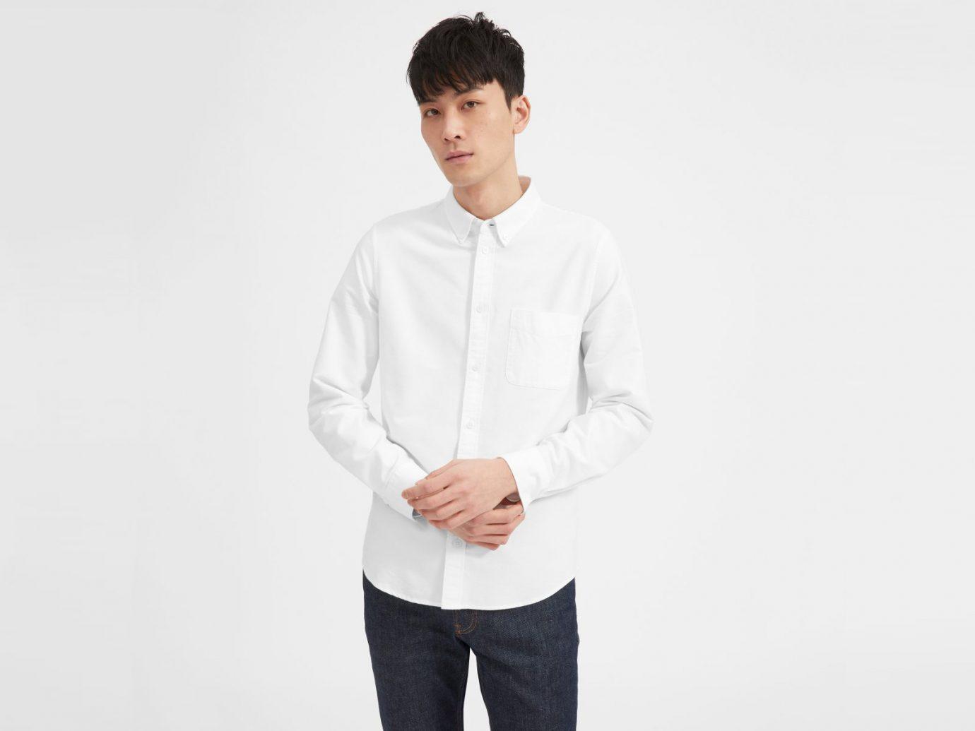 The Japanese Slim Fit Oxford Everlane