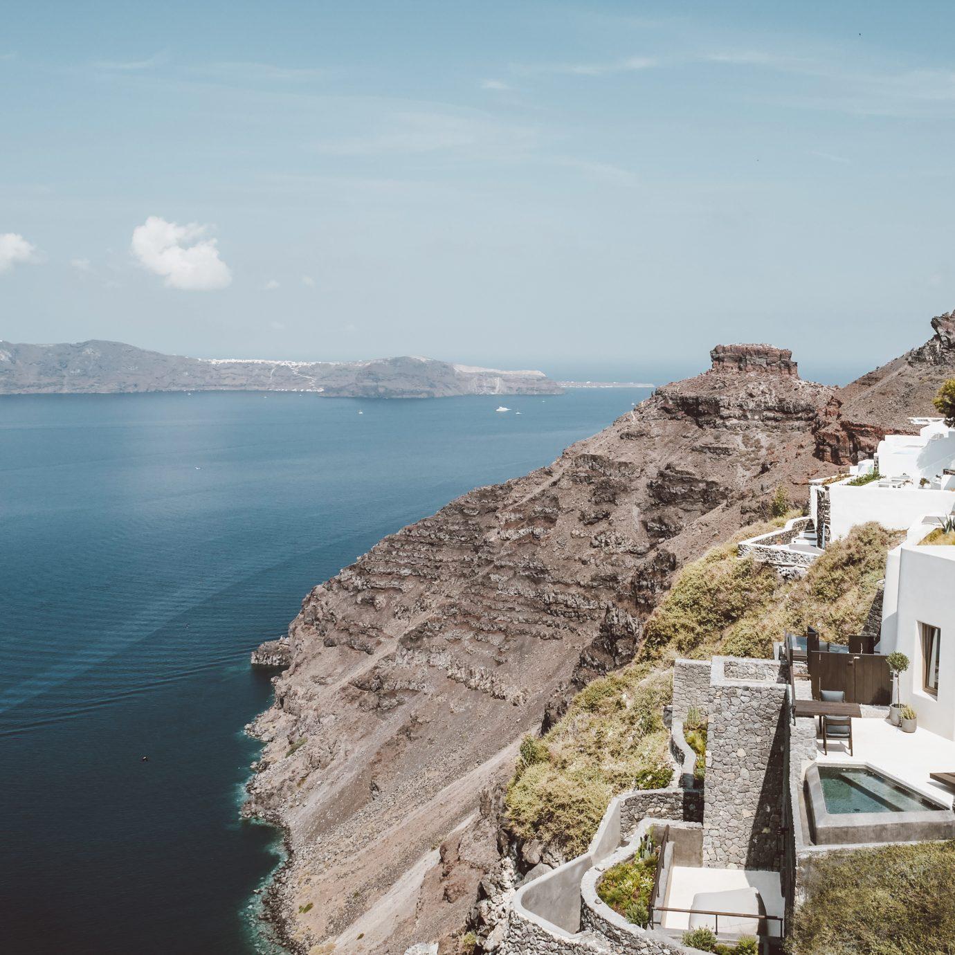 Vora, Santorini