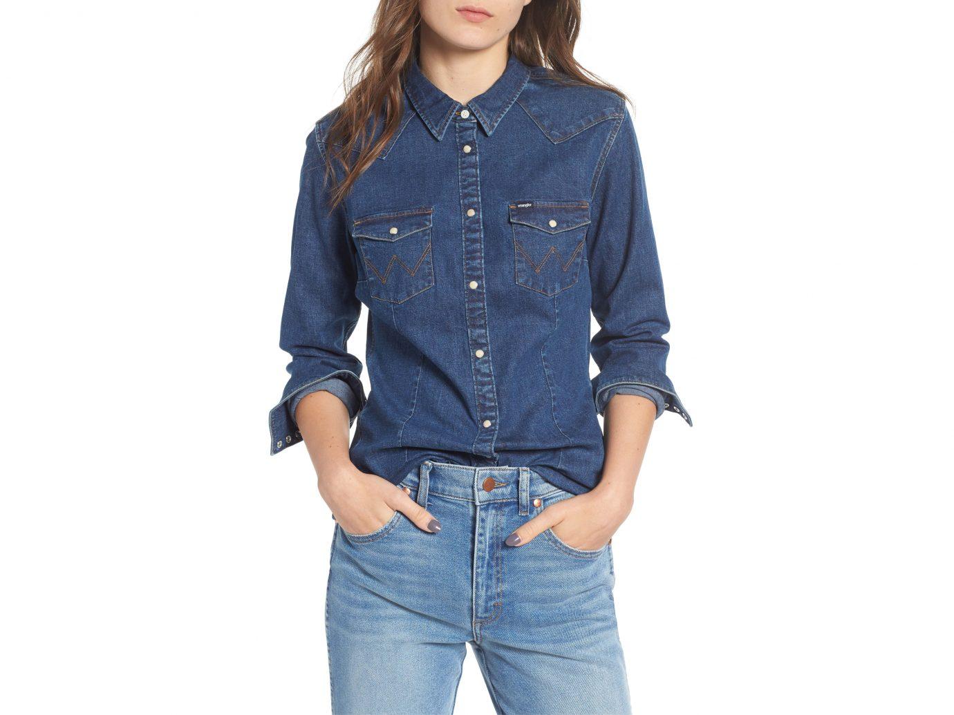 Wrangler Slim Western Shirt