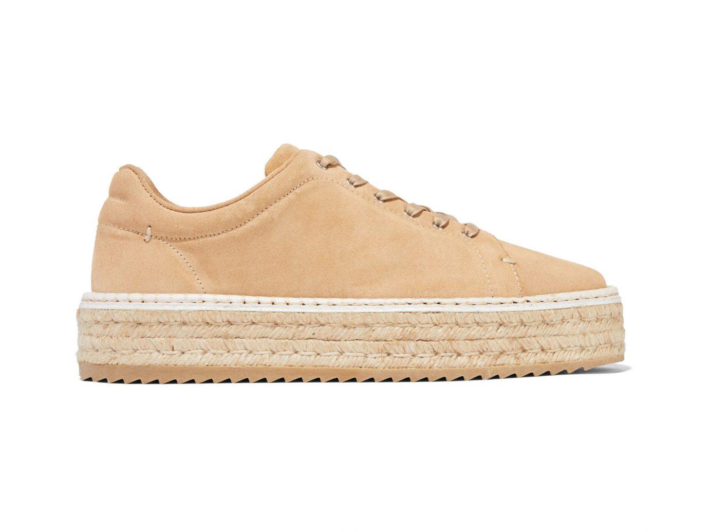 Rag & Bone Kent Suede Platform Espadrille Sneakers