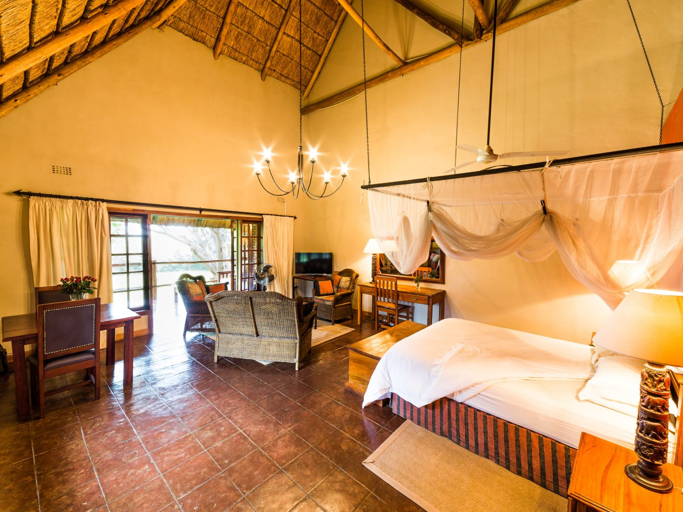 Room at Kumbali Lodge