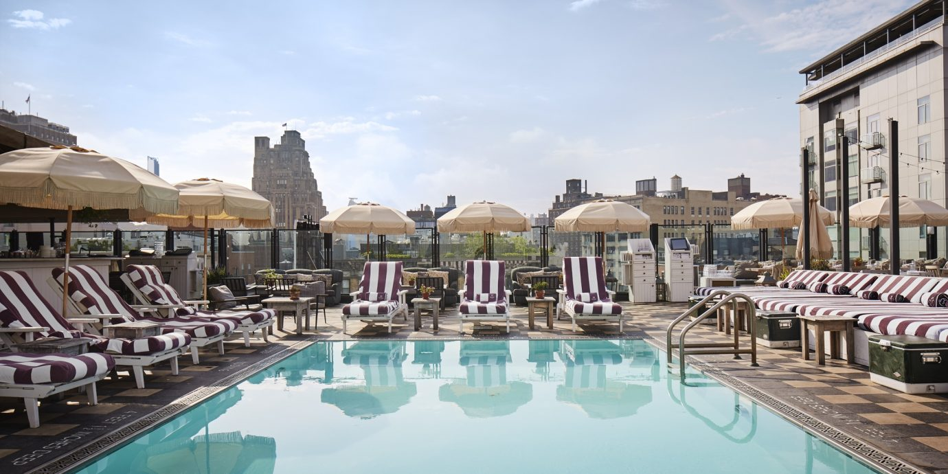 10 Best Hotel Pools In Nyc Worth Checking In For Jetsetter