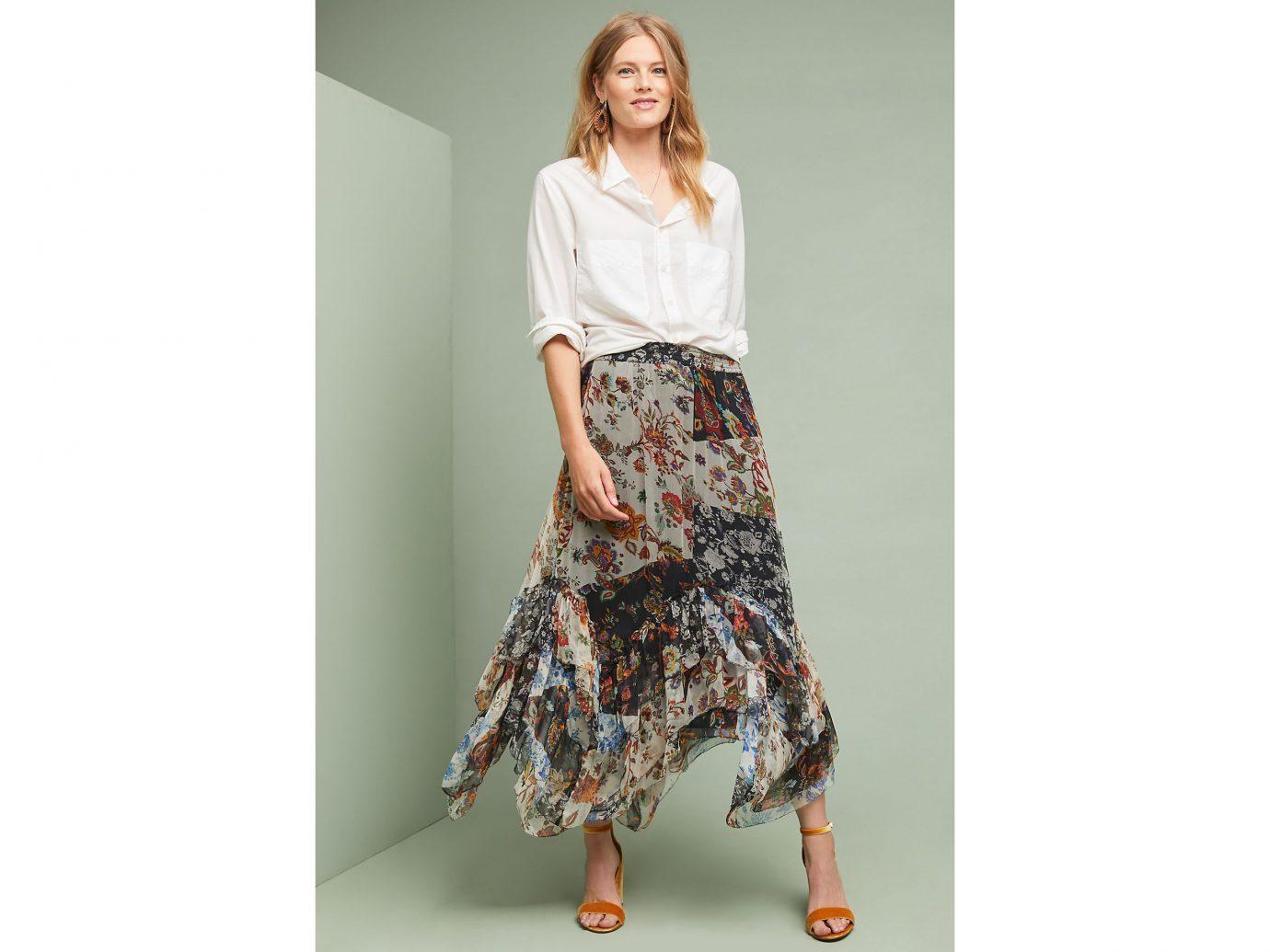 Versaille Garden Skirt