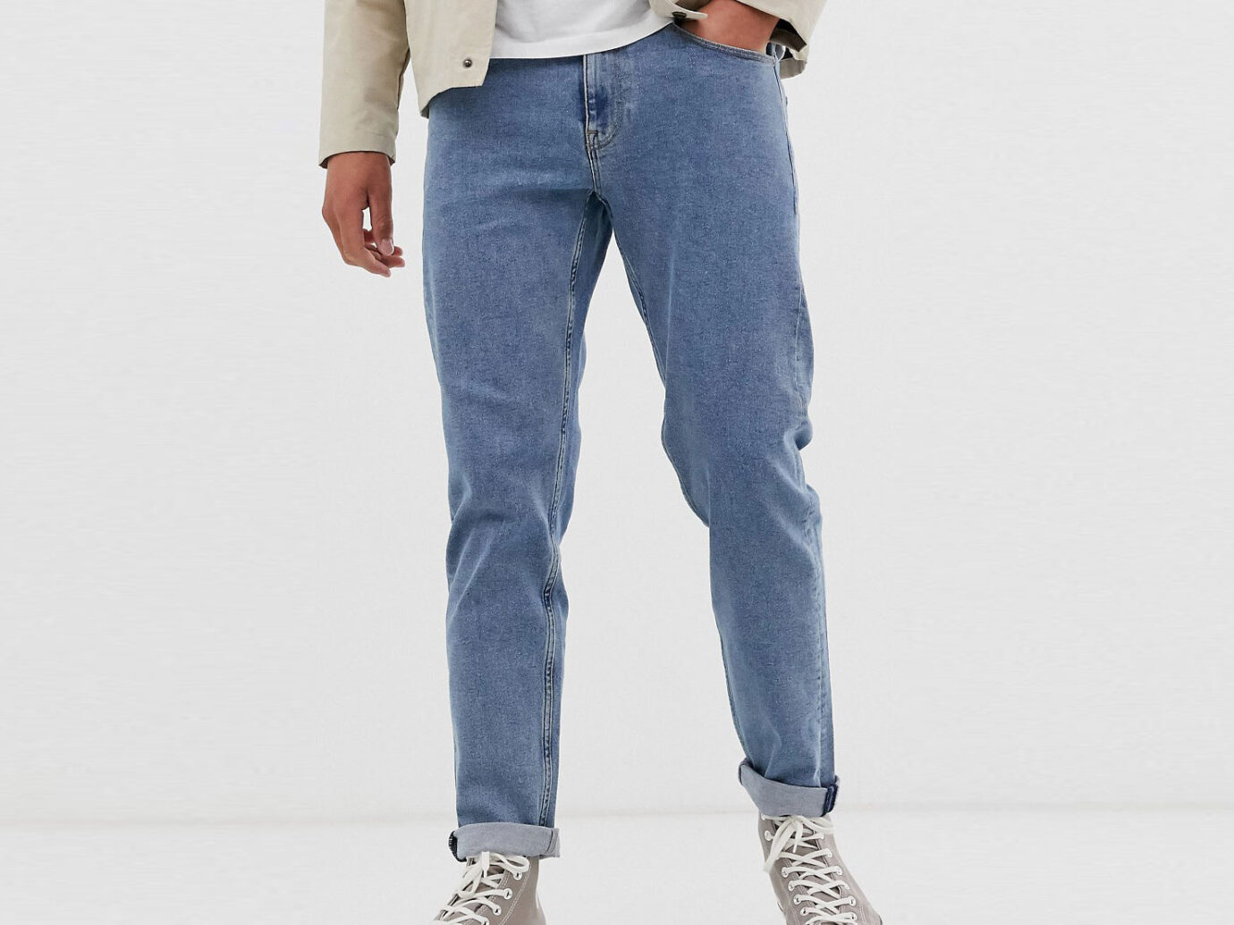 Asos Tapered Jeans
