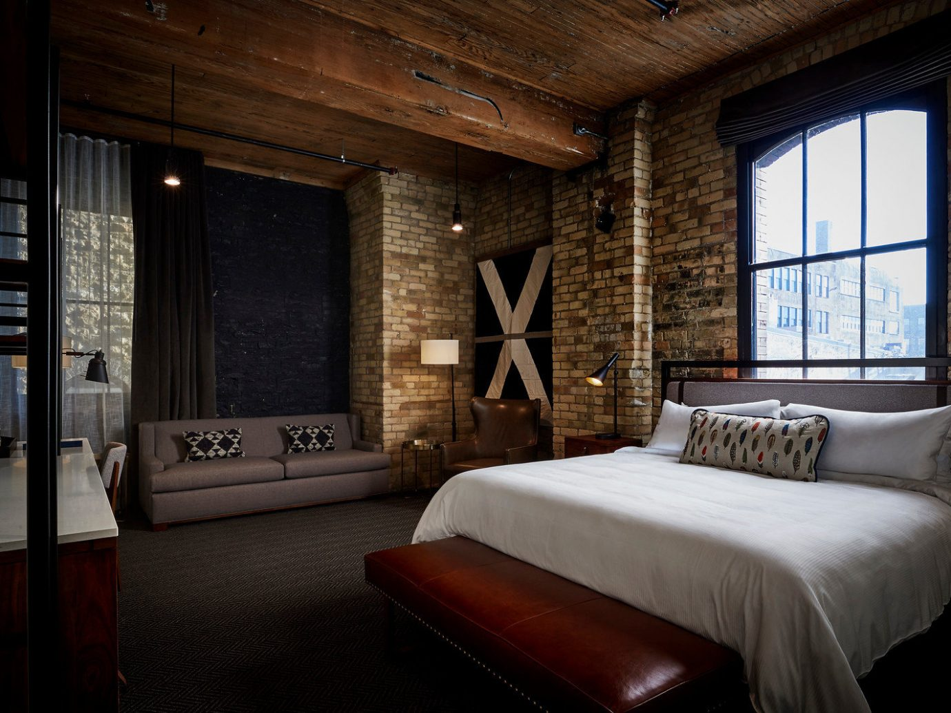 Hewing Hotel, Minneapolis, Minnesota