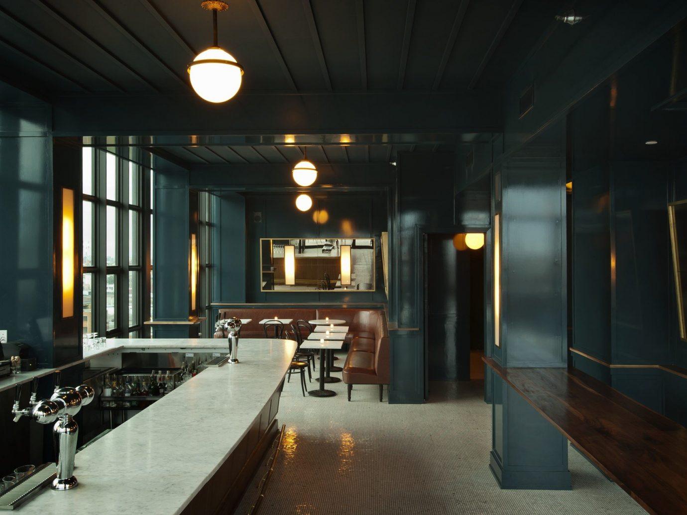 Ides Bar, Wythe Hotel, New York City