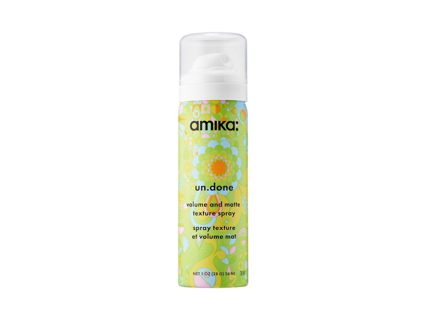 Amika Un.Done Volume and Matte Texture Spray