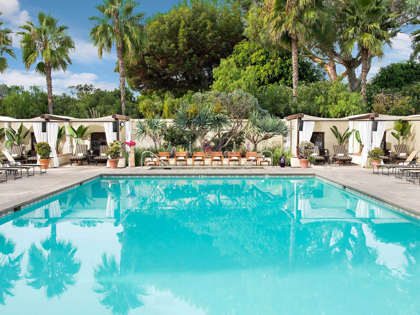 pool at Estancia La Jolla Hotel & Spa