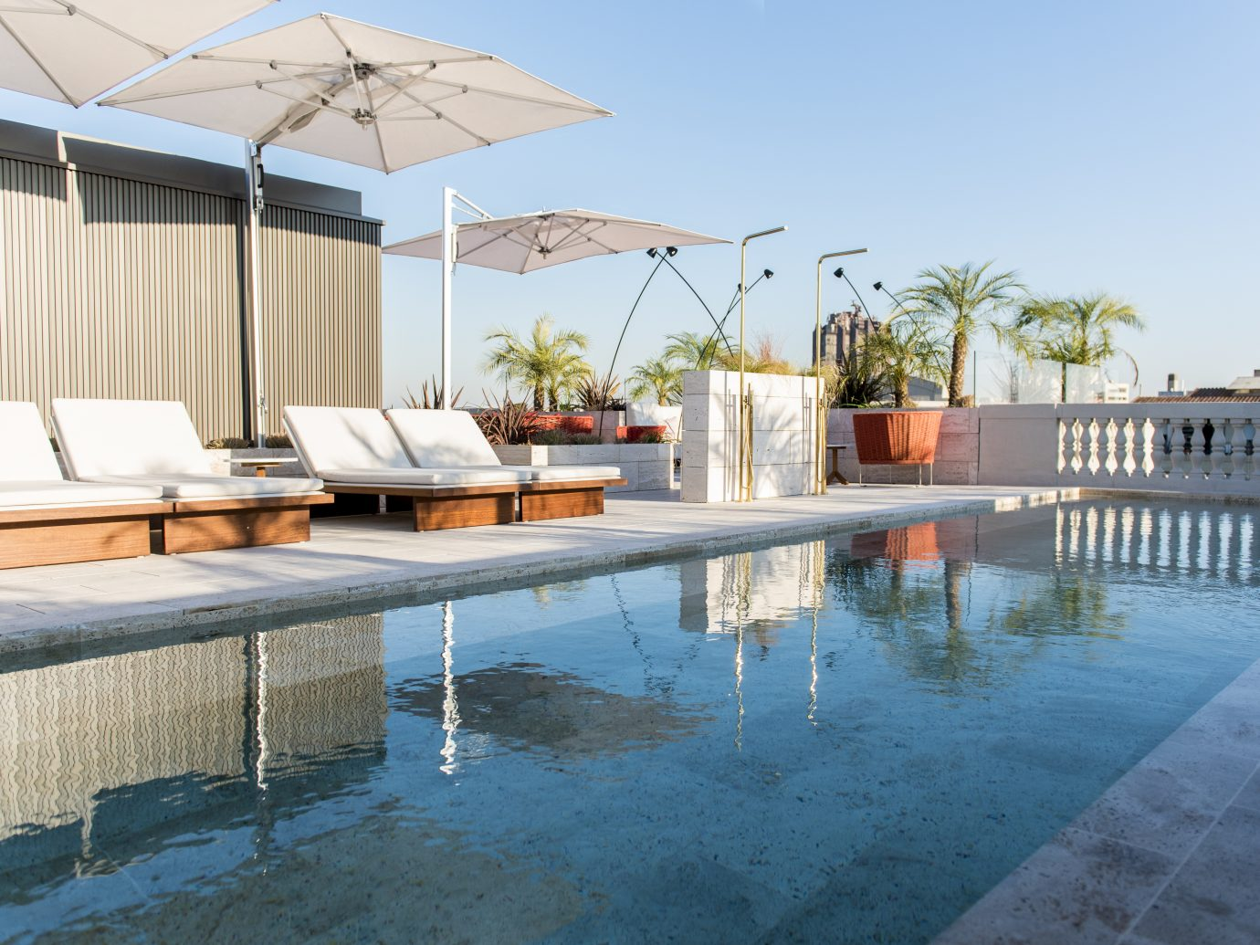 Azimuth Pool and Rooftop Bar, Almanac Hotel, Barcelona