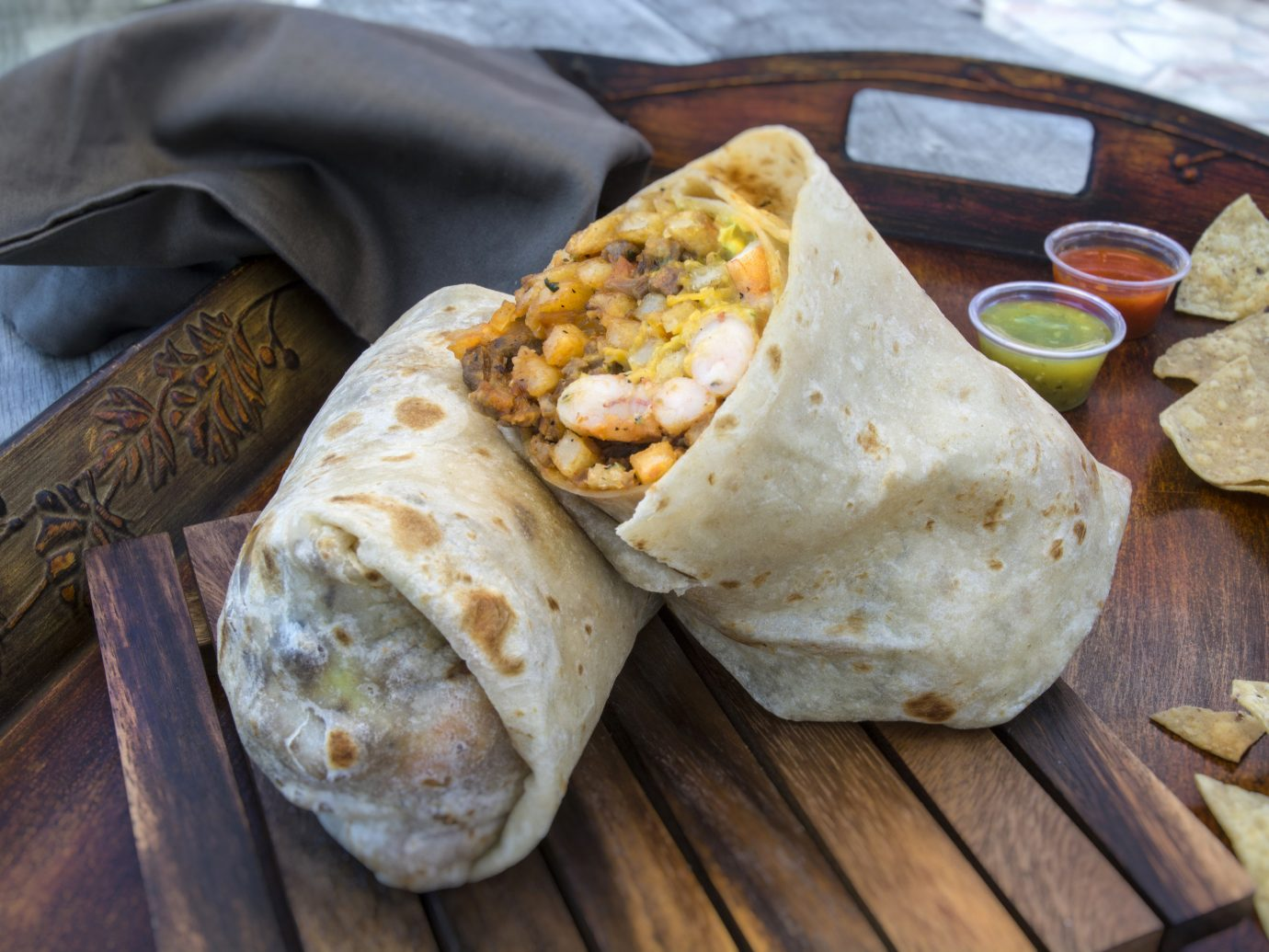 breakfast burrito