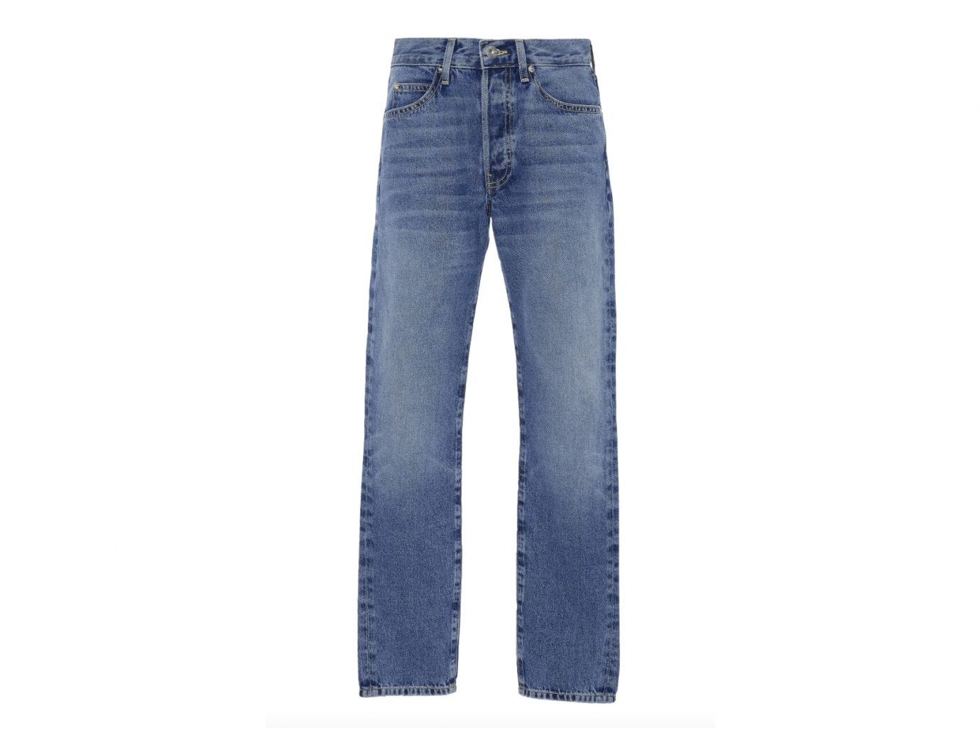 Eve Denim Silver Bullet Mid-Rise Skinny Jeans