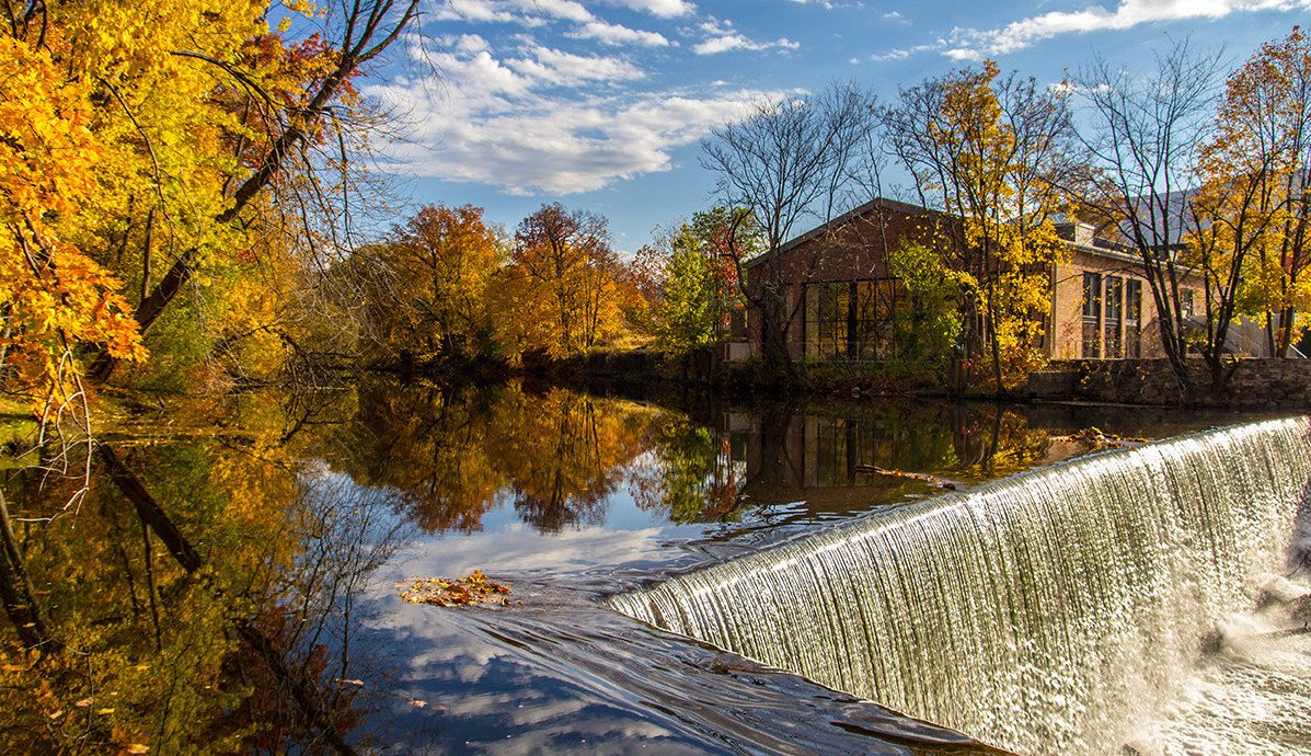 7 Beautiful Fall Day Trips from NYC | Jetsetter