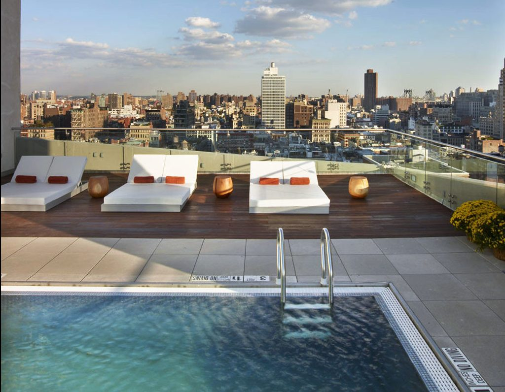 10 Best Hotel Pools in NYC Worth Checking In For | Jetsetter