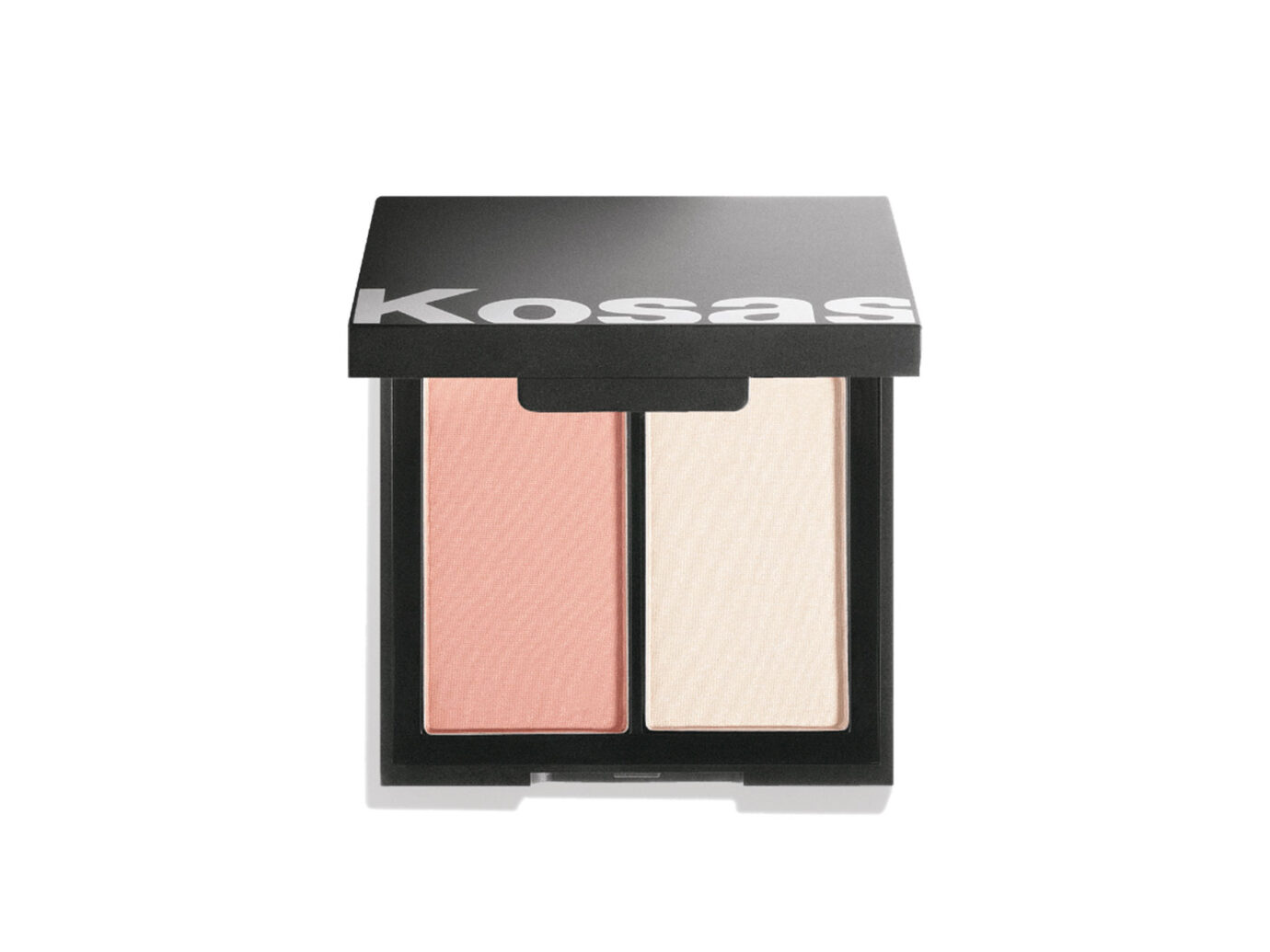 Kosas Papaya 1972 Blush and Highlighter Duo