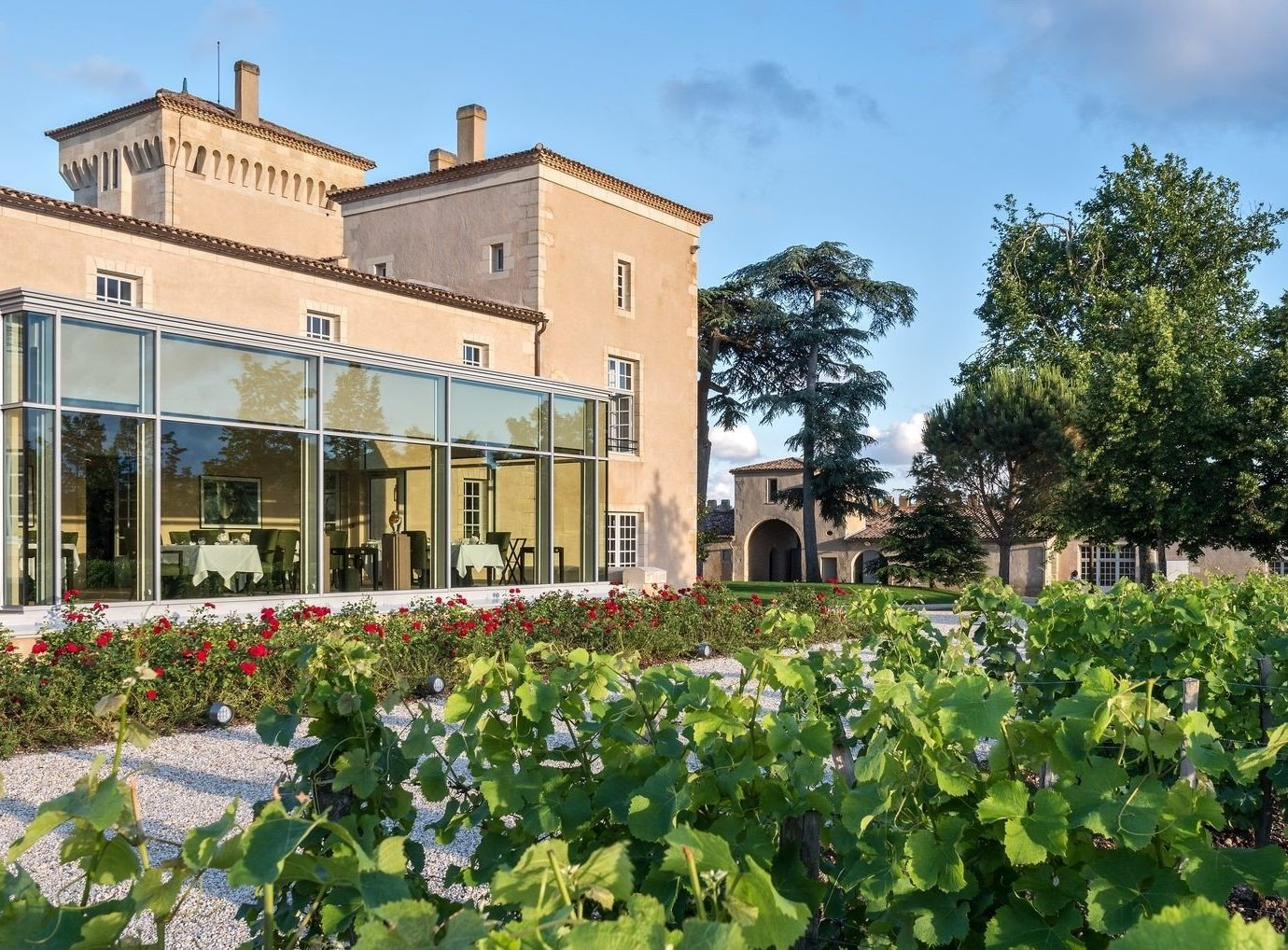 Château Lafaurie-Peyraguey Hôtel & Restaurant