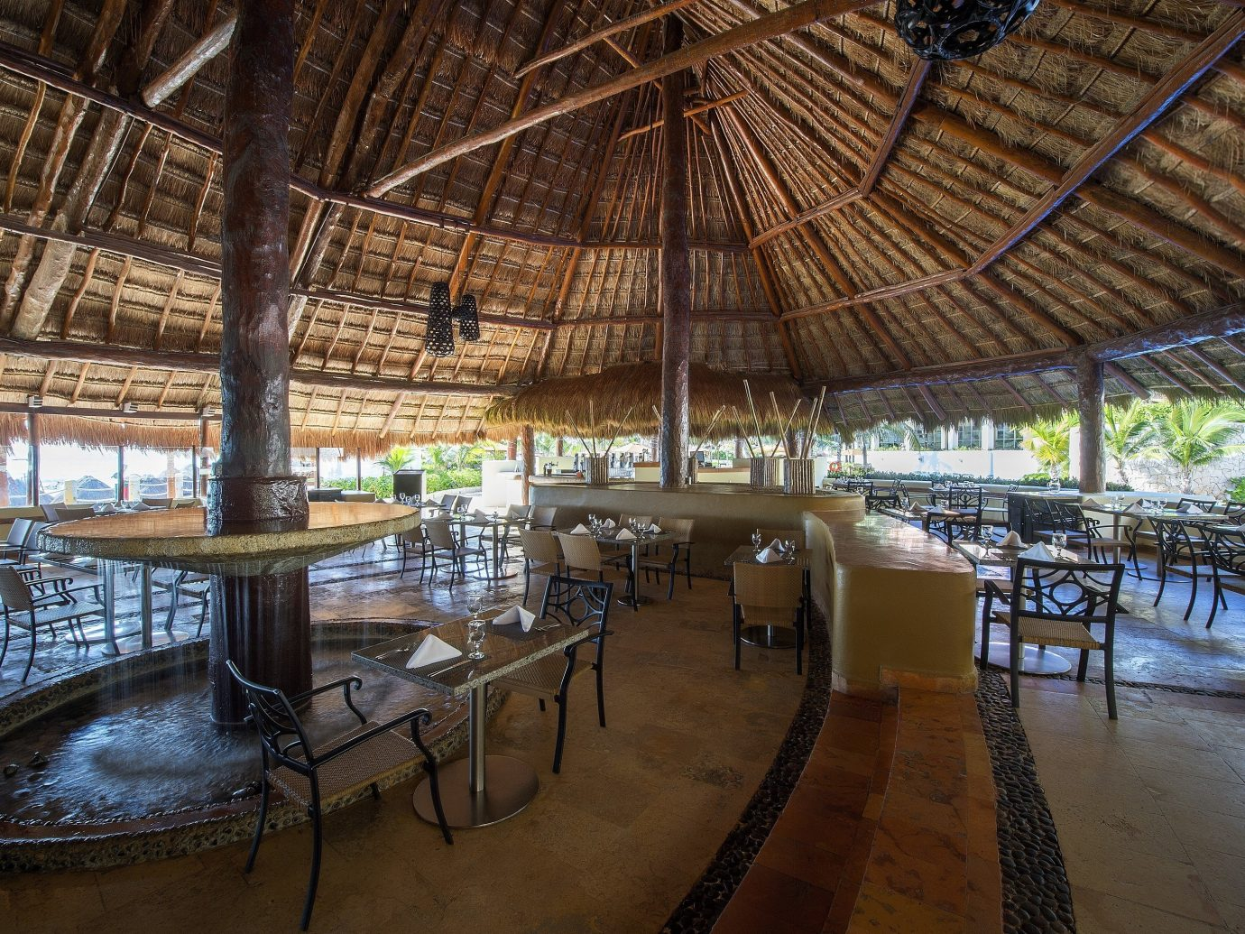 Restaurant at Fiesta Americana Condesa Cancun