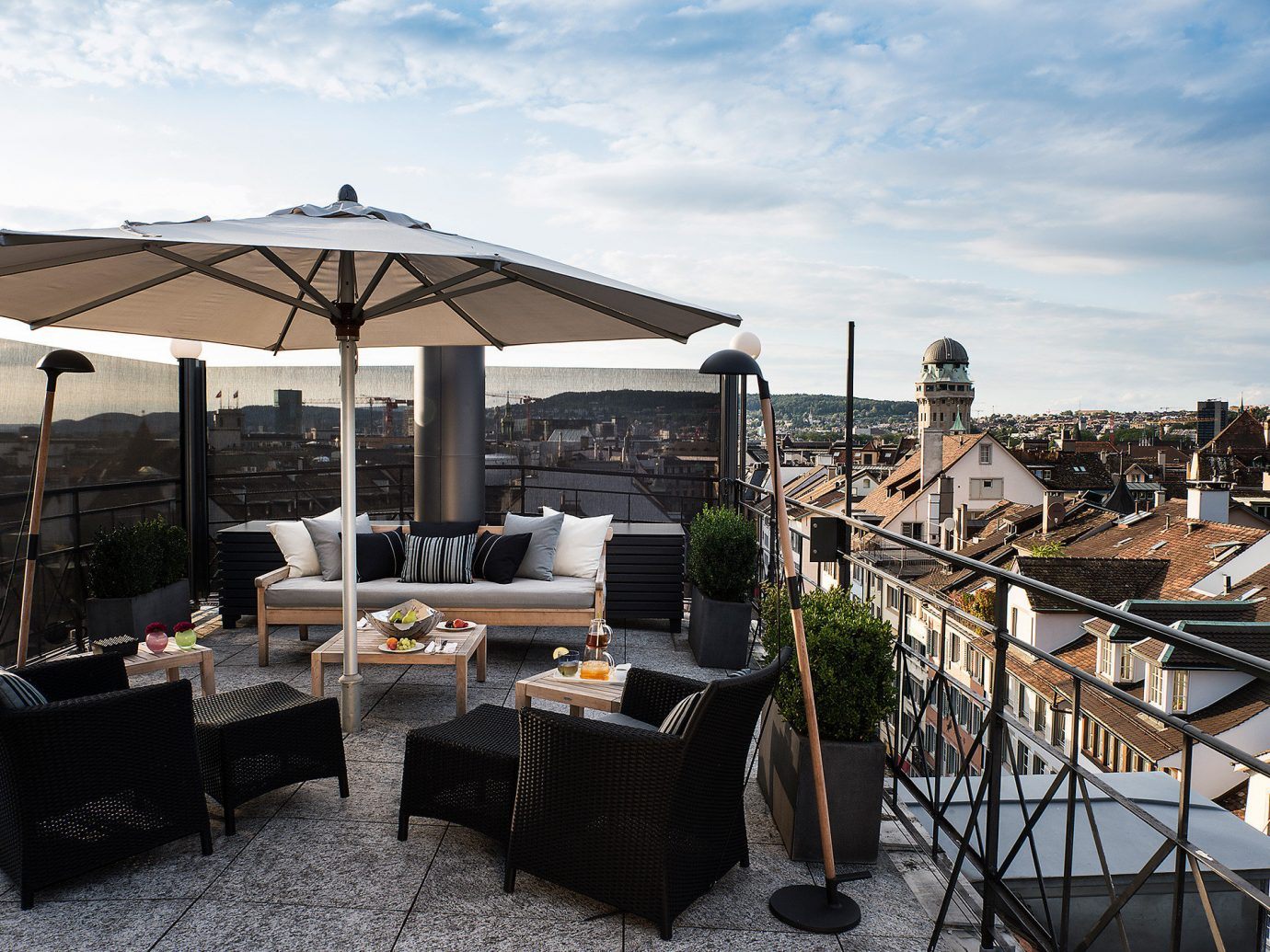 Widder Hotel, Zurich