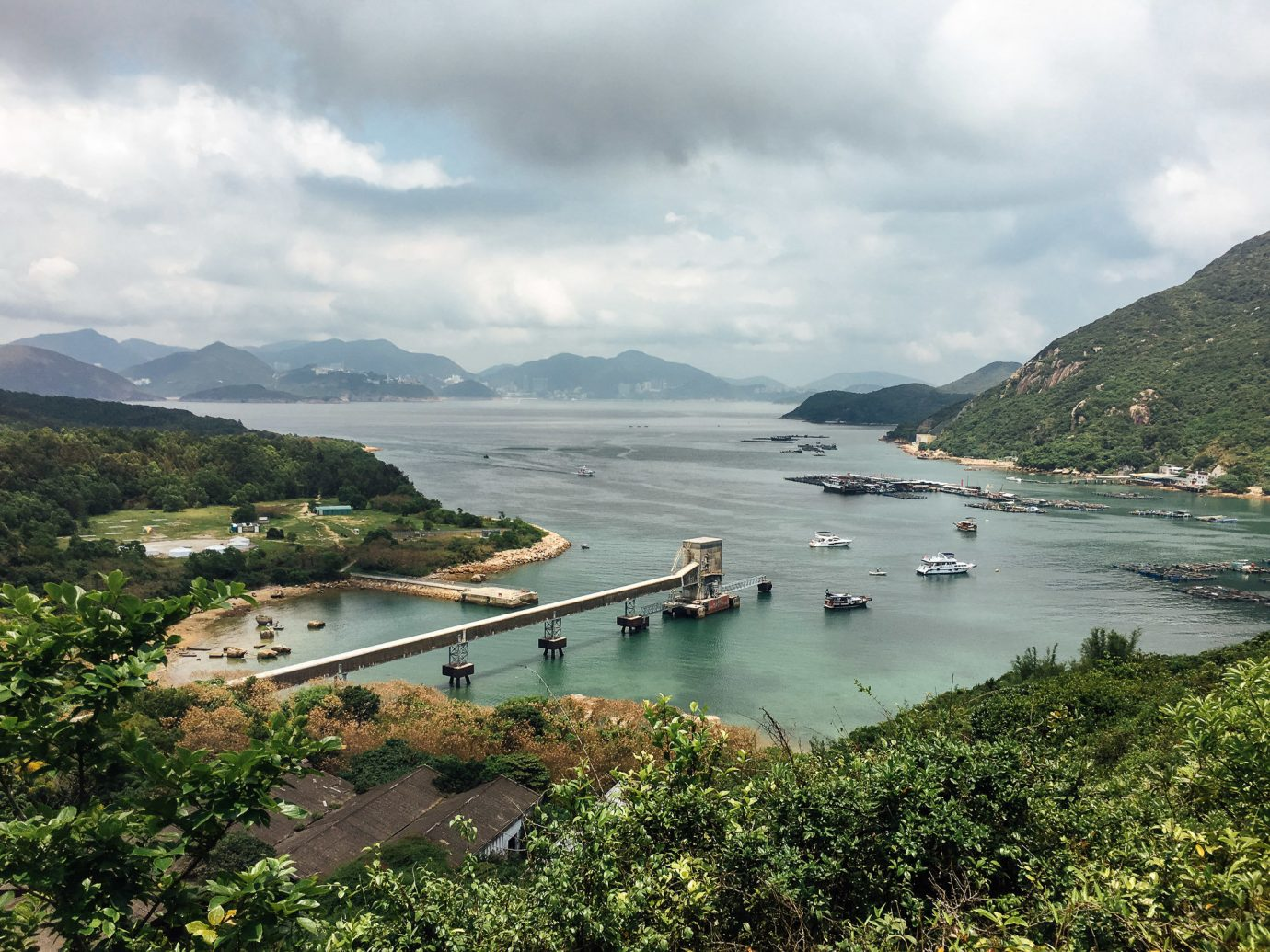 Bay Area at Lamma Island