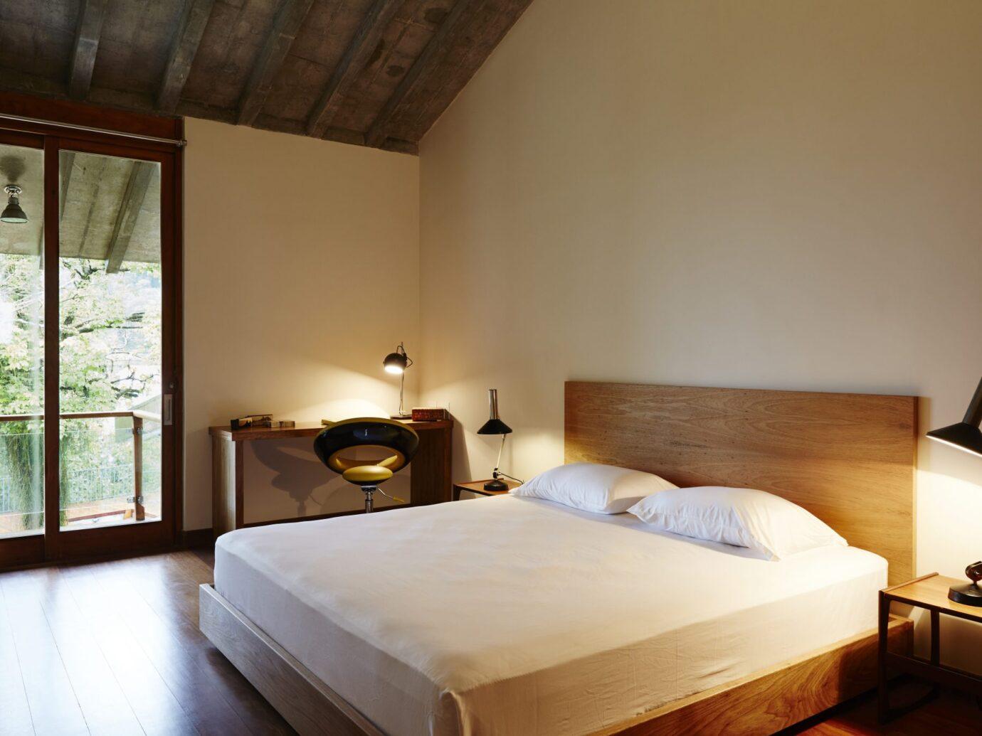Suite bedroom at Chez Georges Rio de Janeiro