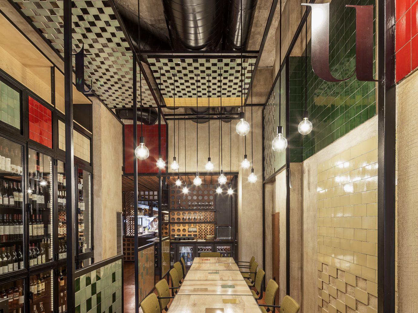 Disfrutar dining area