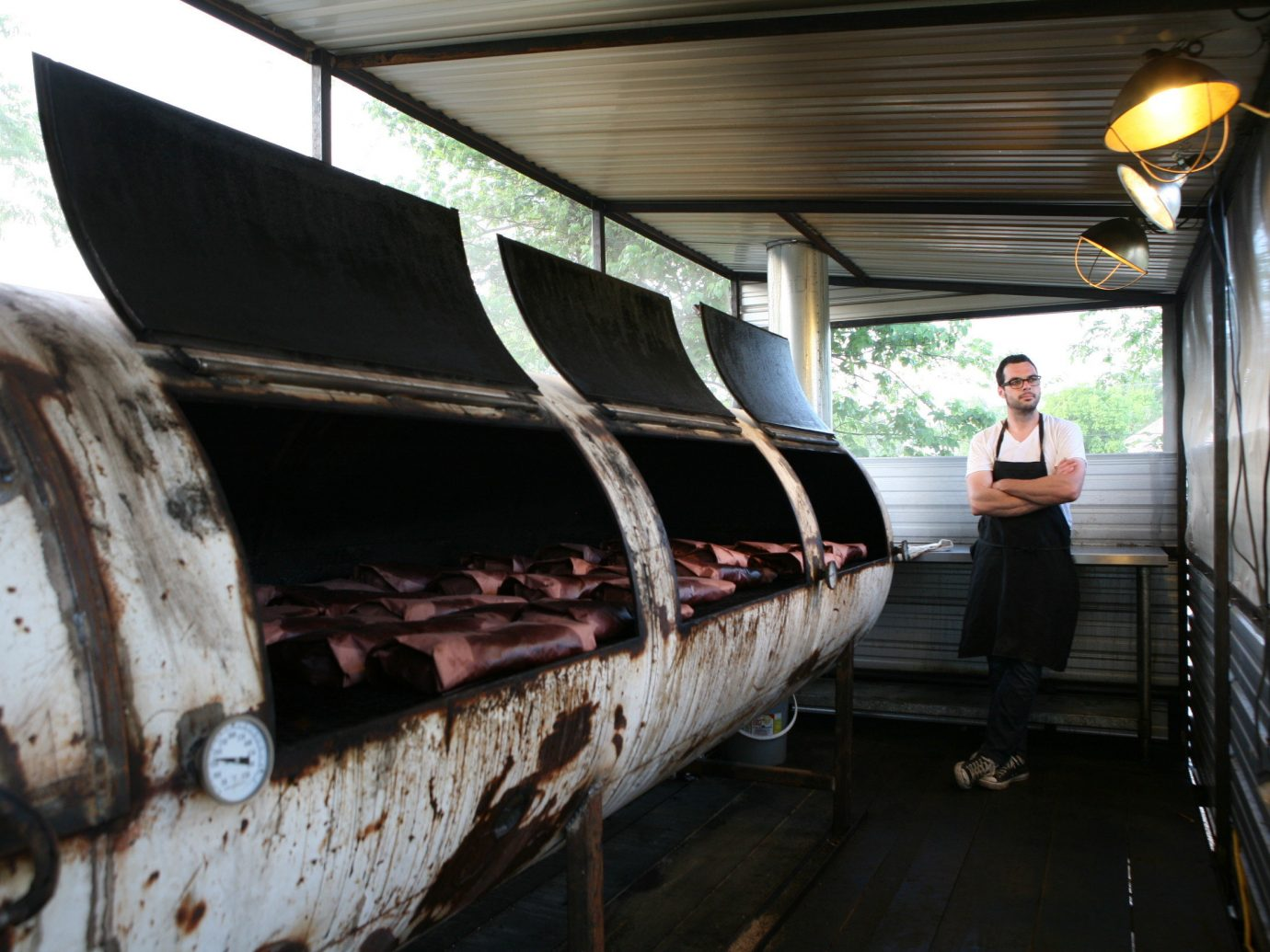 Franklin Barbecue, Austin, Texas