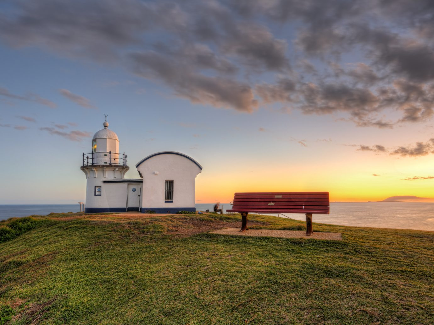 Tacking Point Lighthouse at Port Macquarie