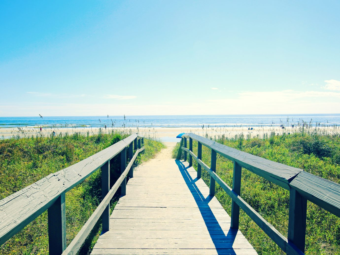 Isle of Palms Beach, South Carolina