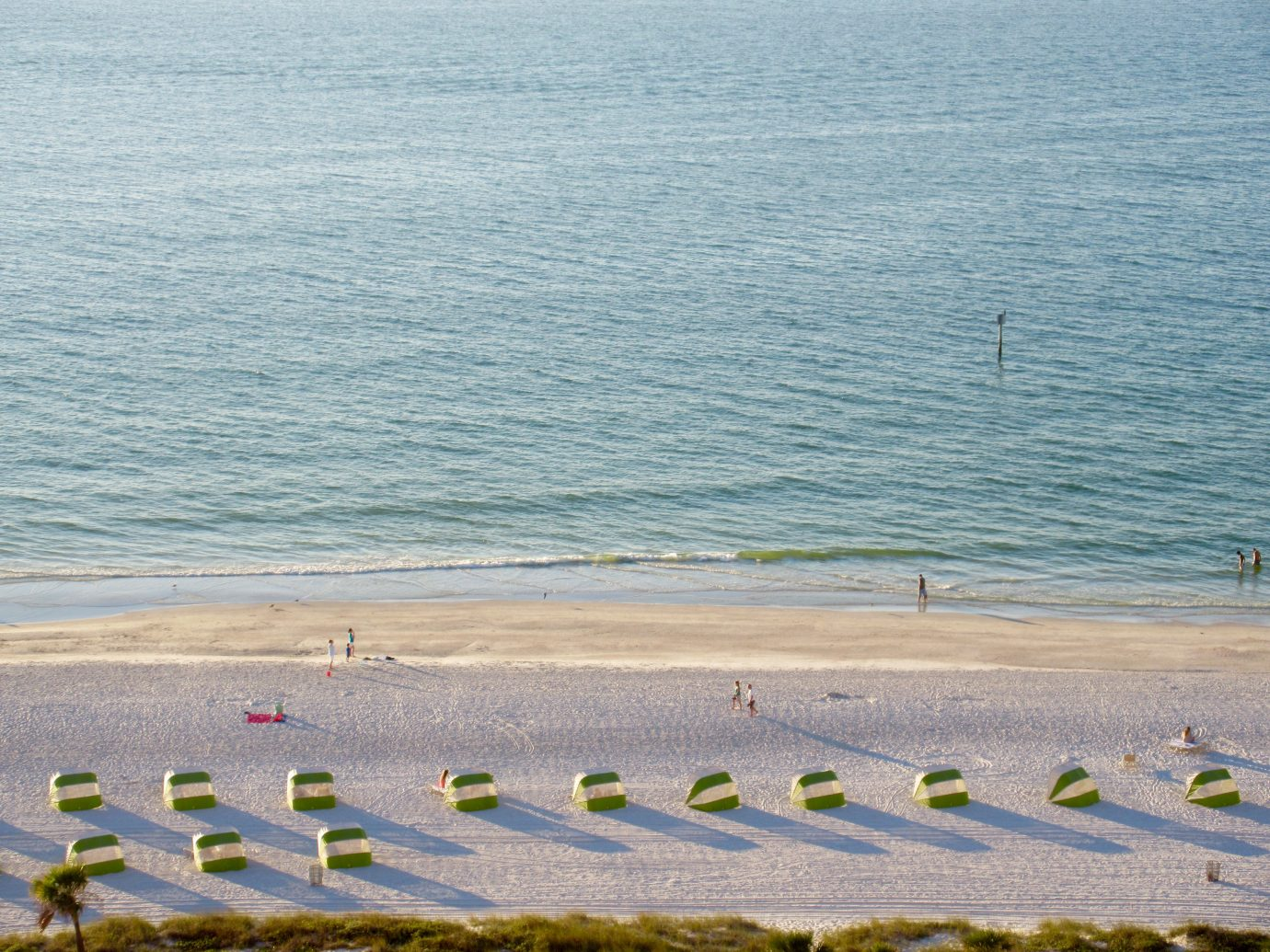 Late afternoon, Clearwater Beach, Florida
