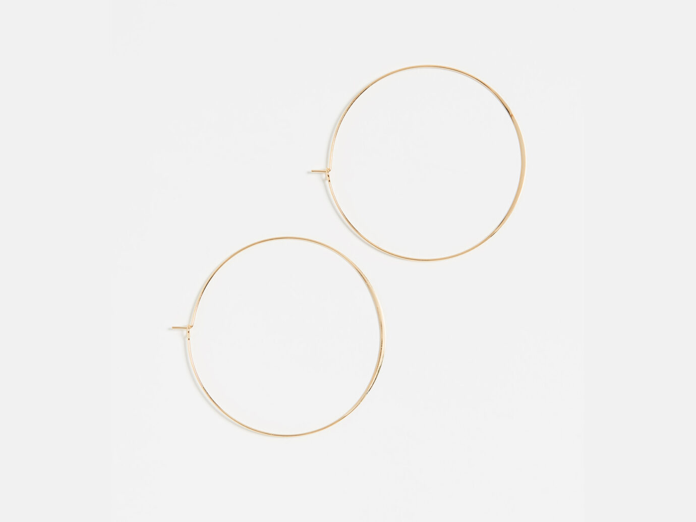 Jules Smith Suki Hoop Earrings