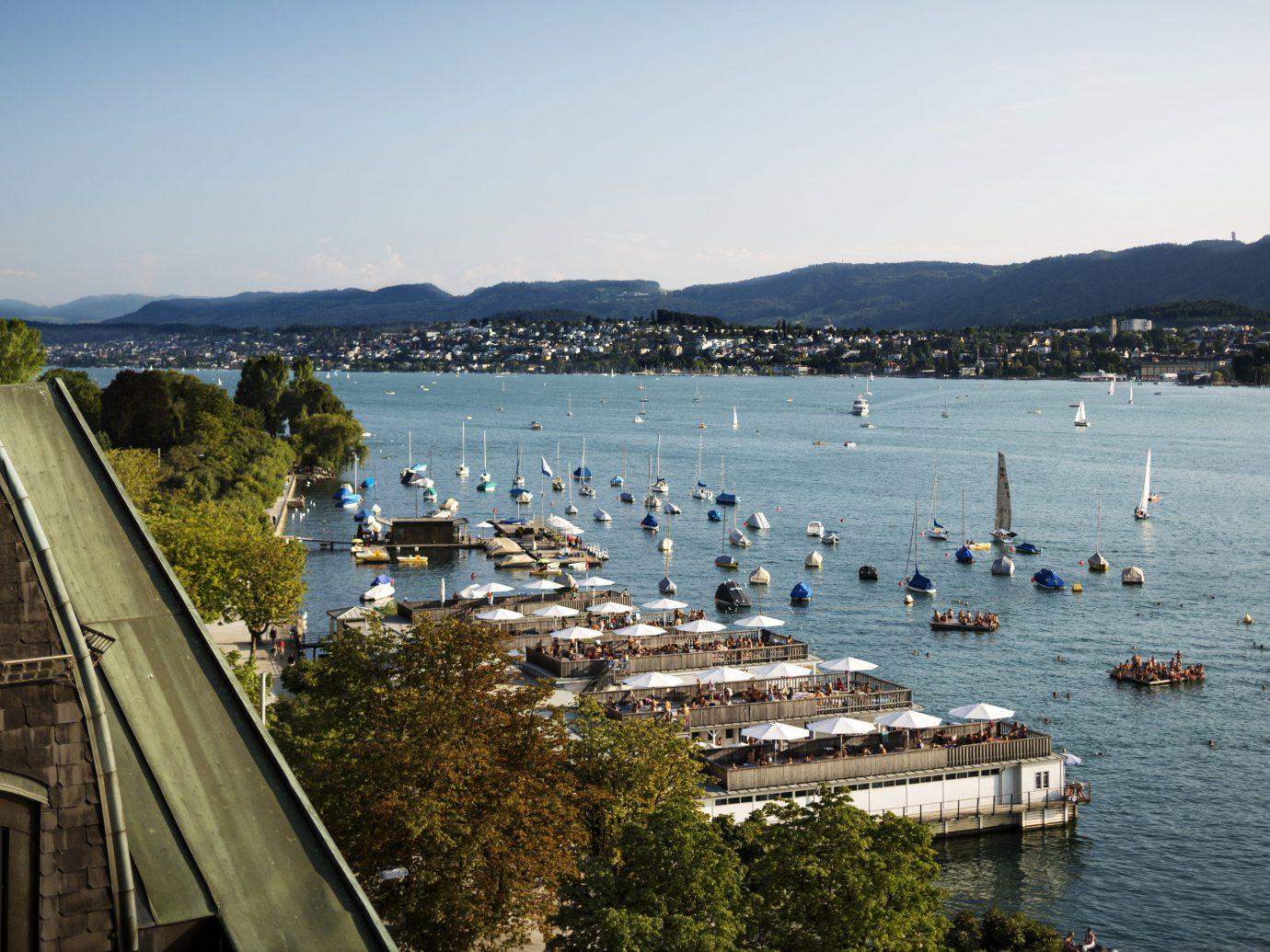 Eden au Lac, Zurich
