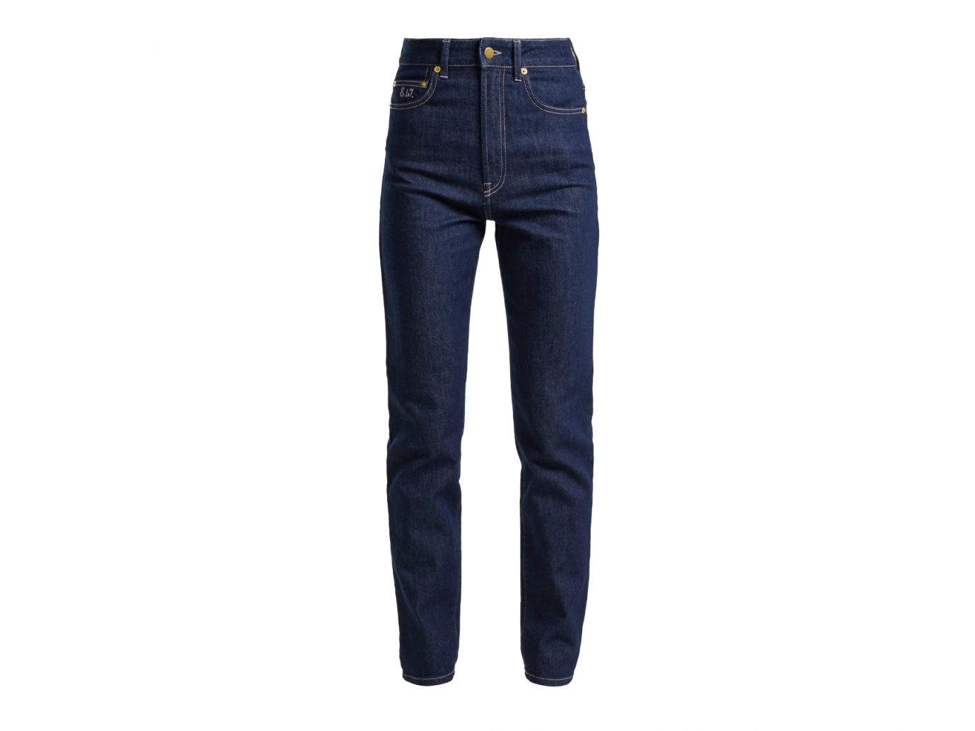 EMILIA WICKSTEAD No. Twenty Eight high-rise jeans