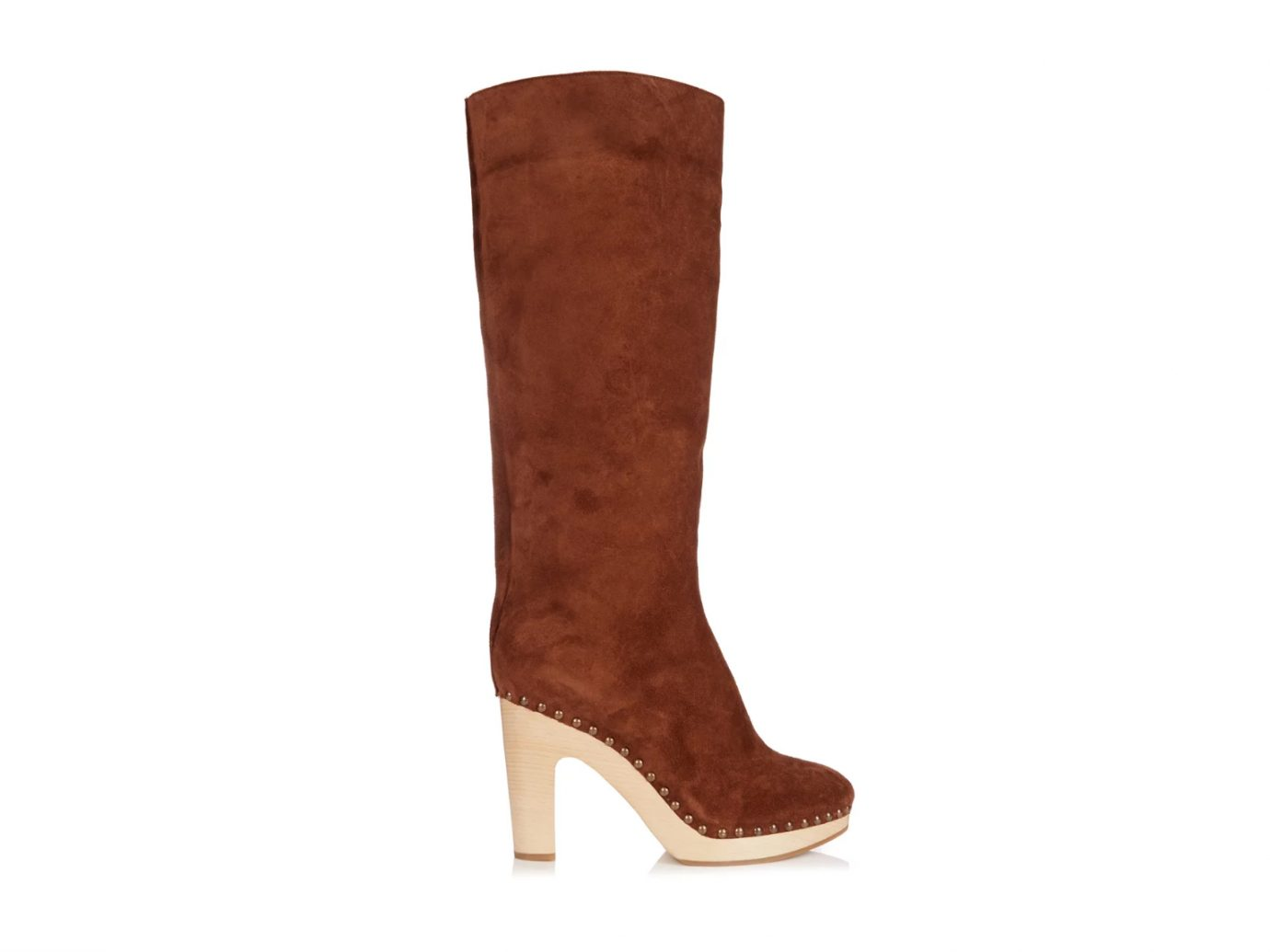 ÁLVARO Shearling-lined suede boots