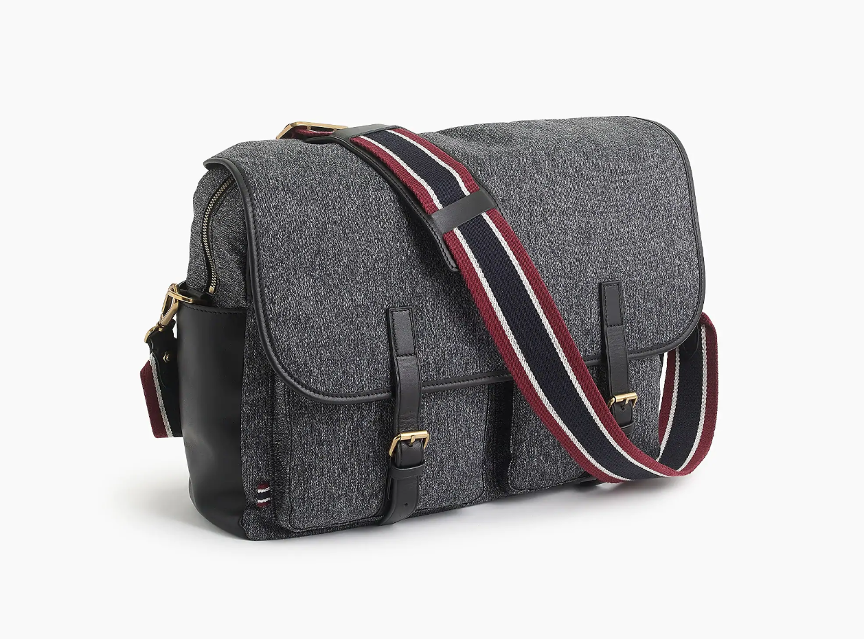 J.Crew Messenger bag