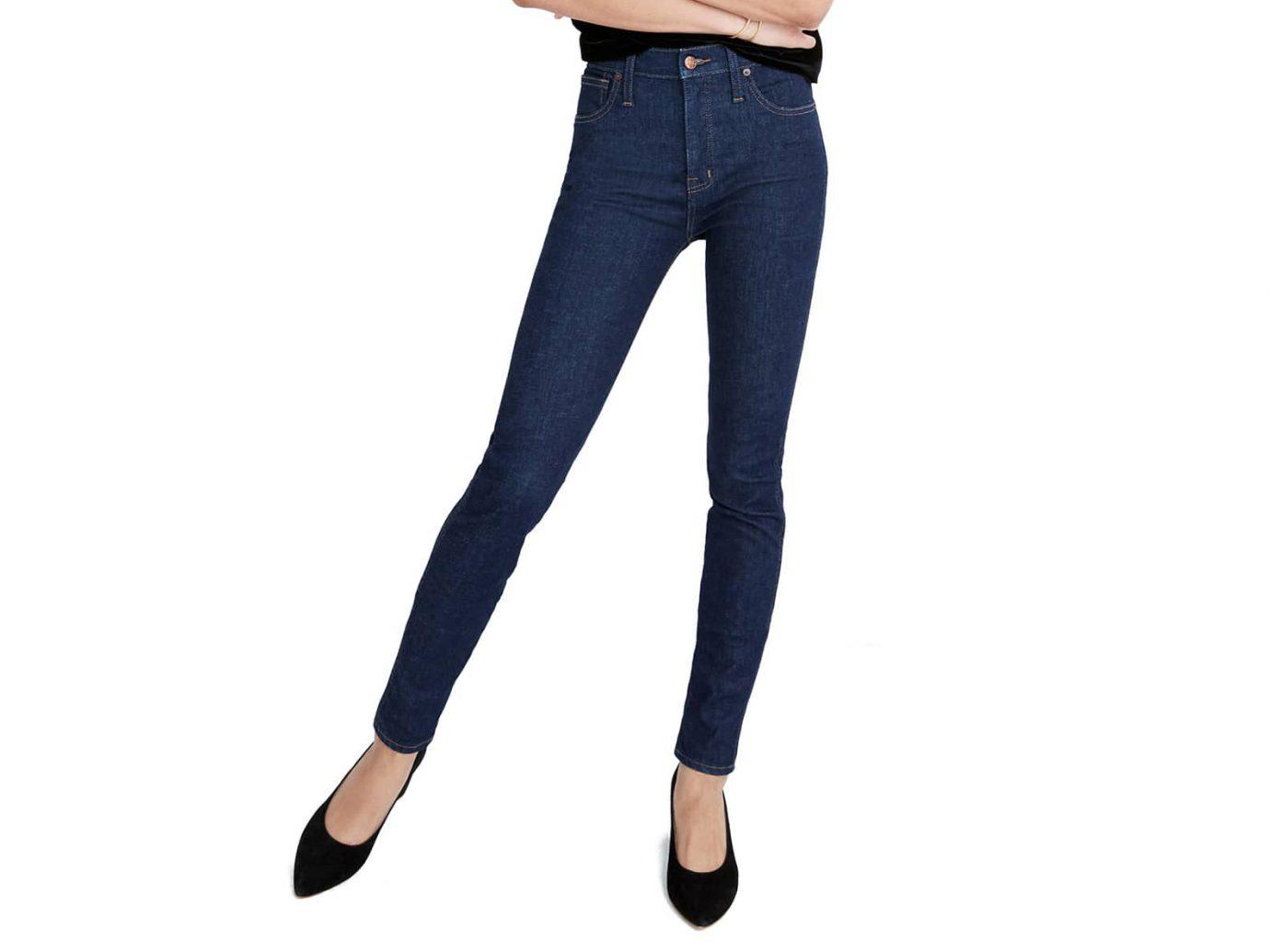 High waisted jeans madewell