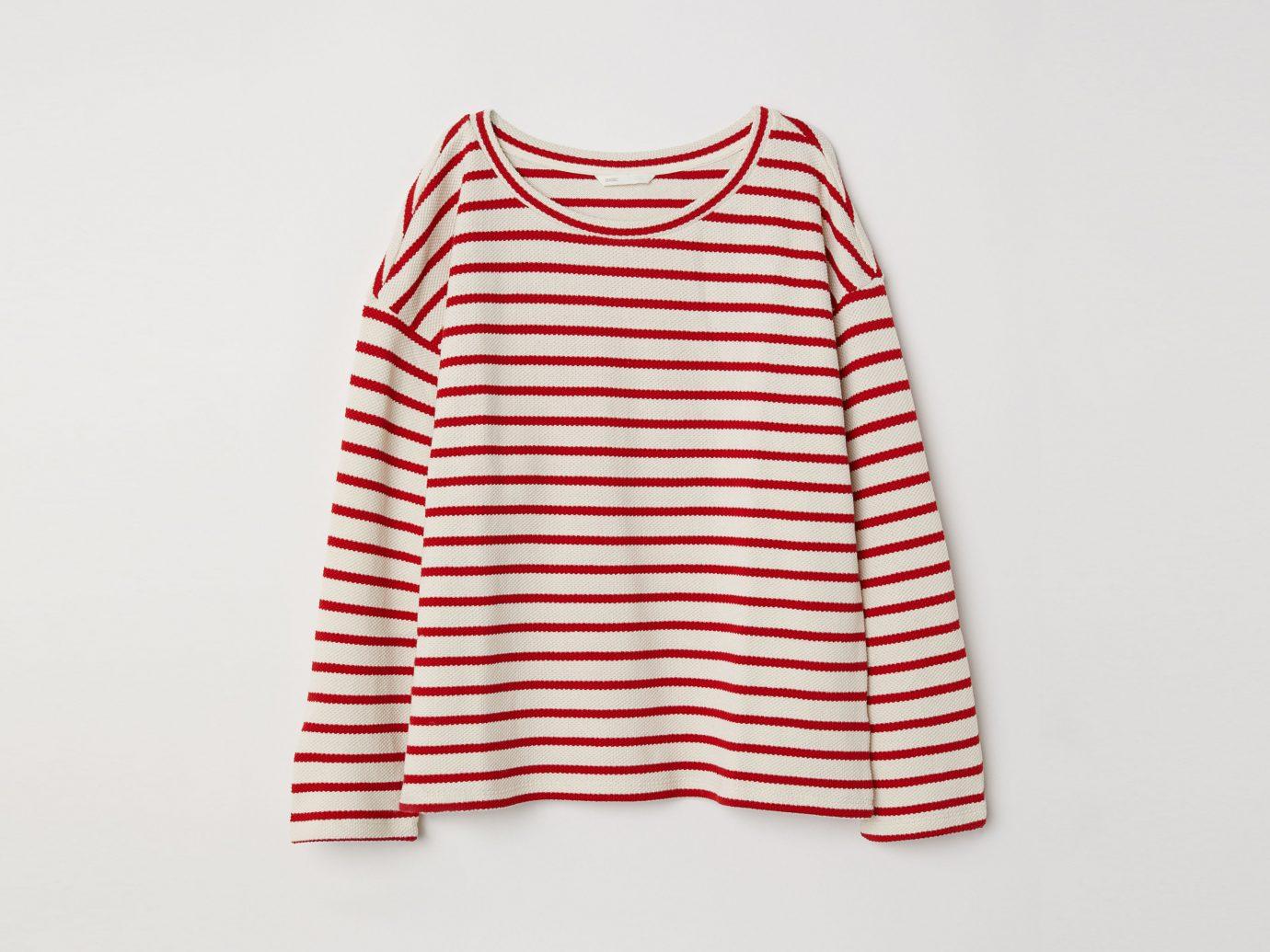H&M Knit Top, striped top